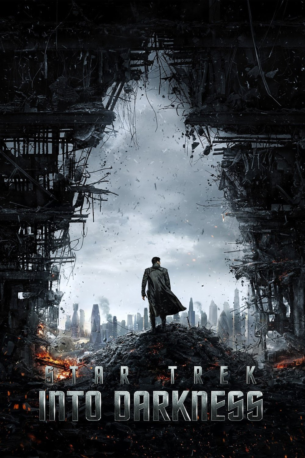 Star Trek Into Darkness, 2013