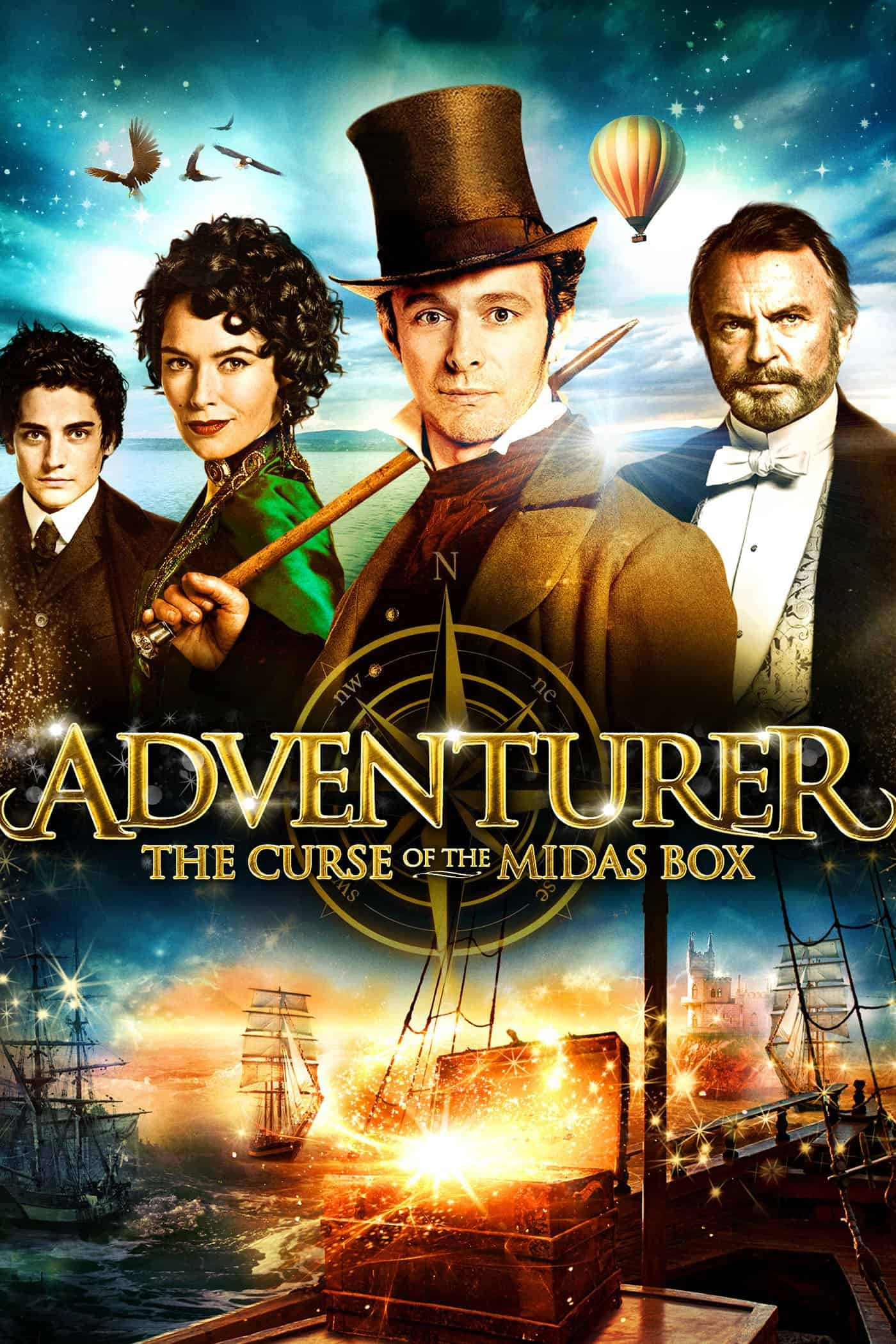 The Adventurer: The Curse of the Midas Box, 2013