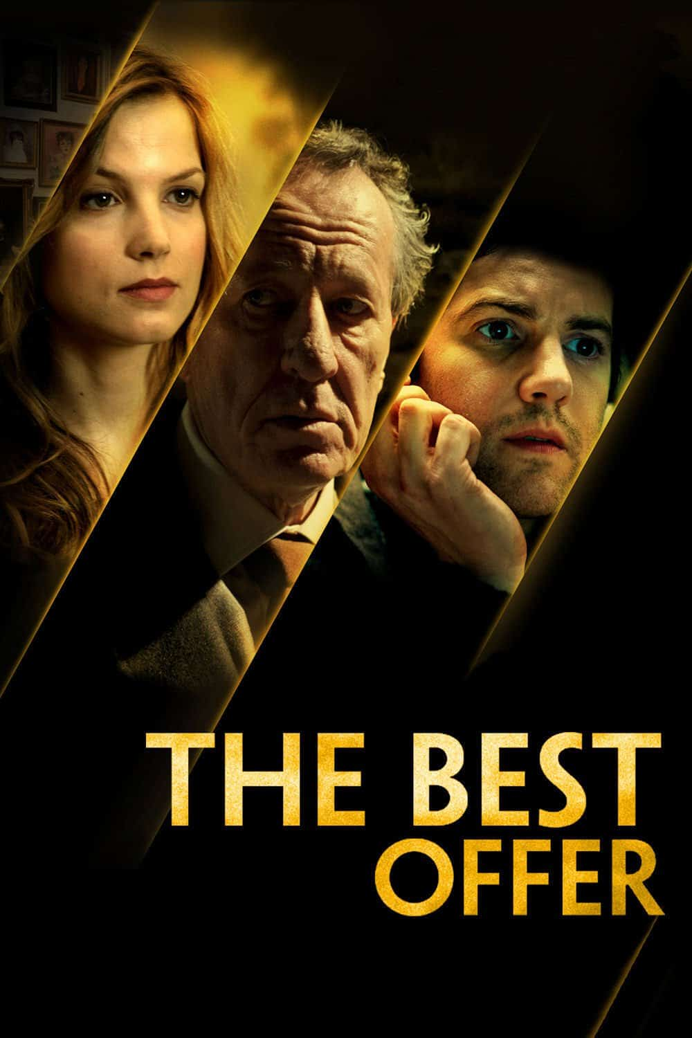 The Best Offer, 2013