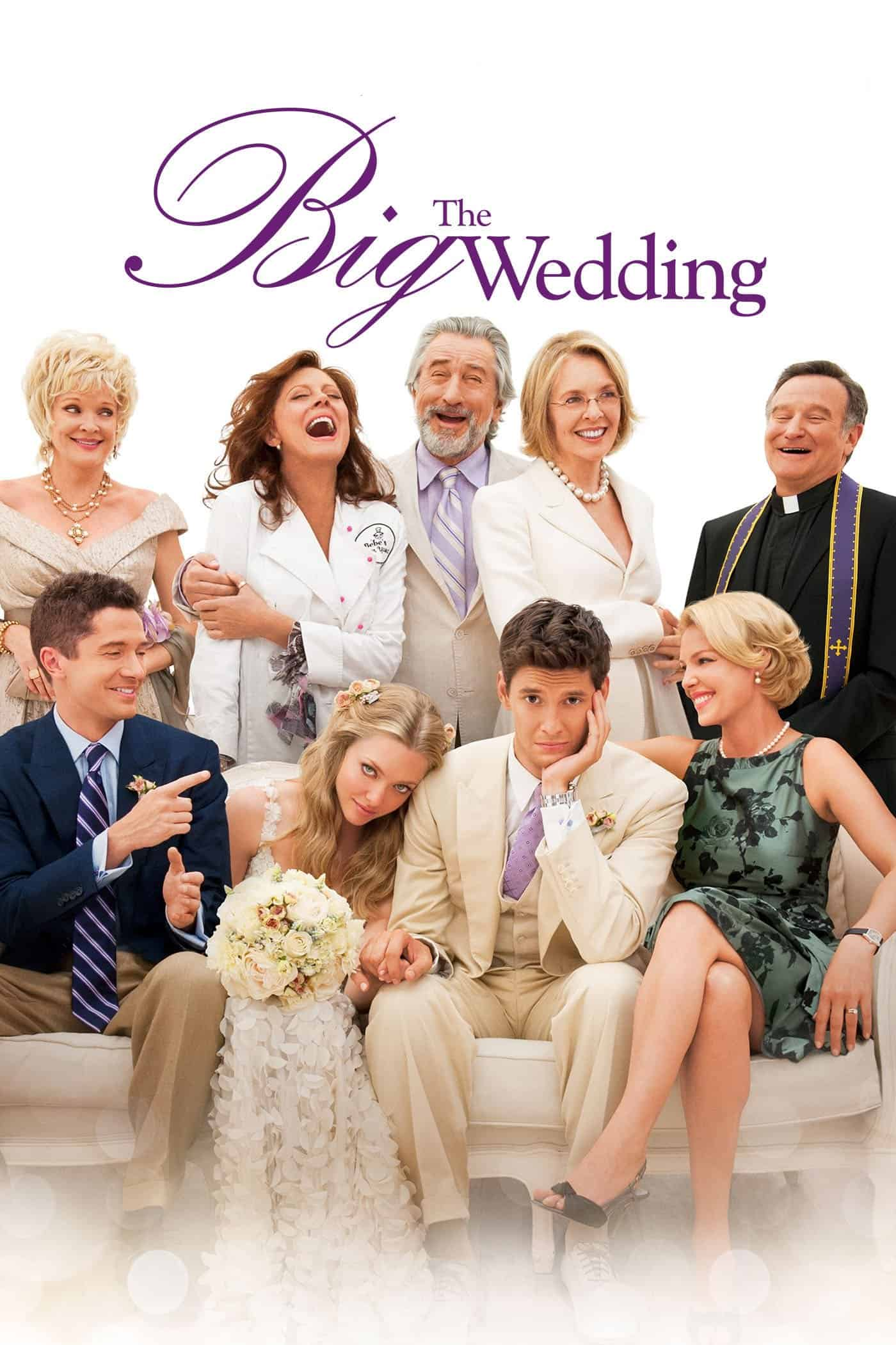 The Big Wedding, 2013