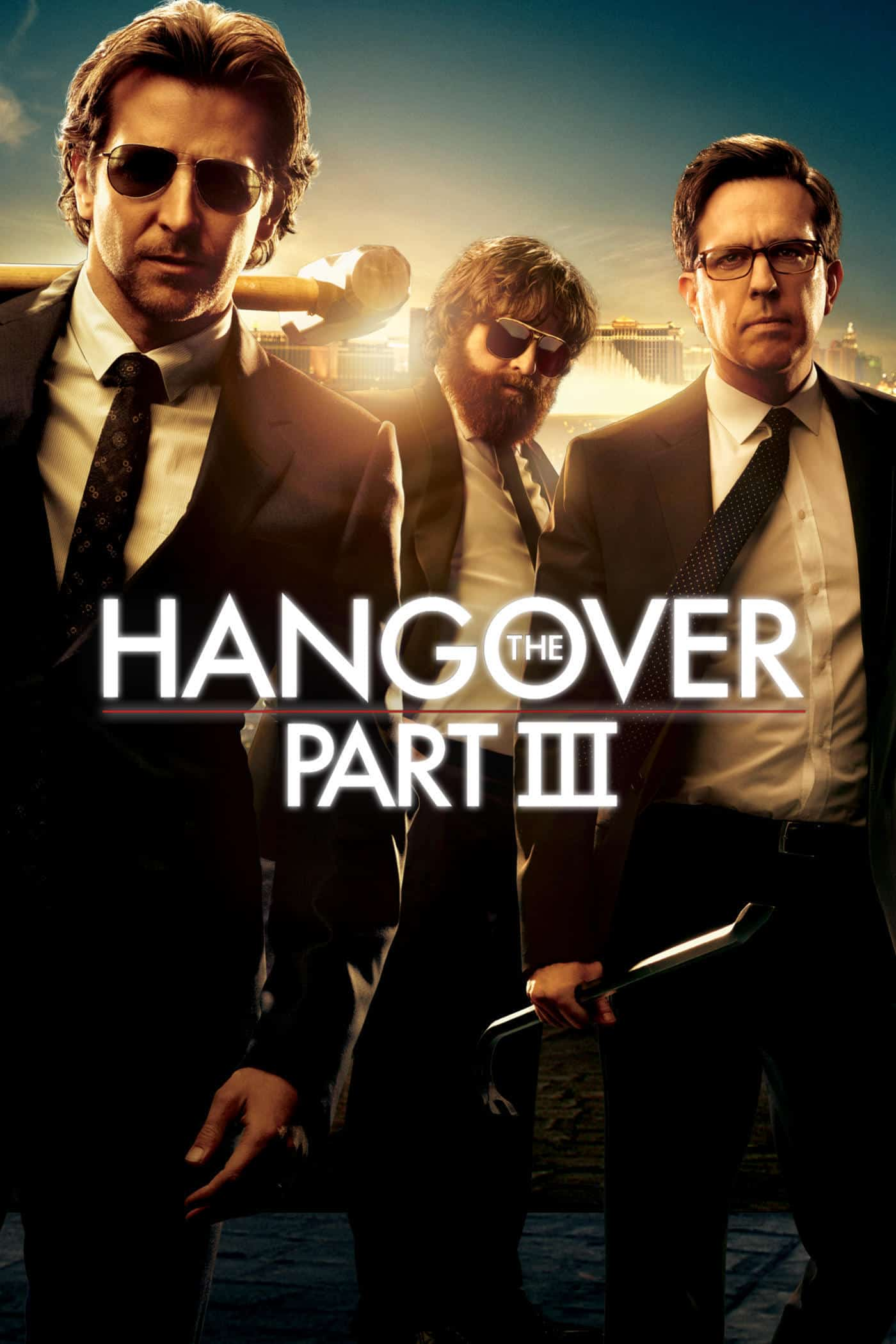 The Hangover Part III, 2013