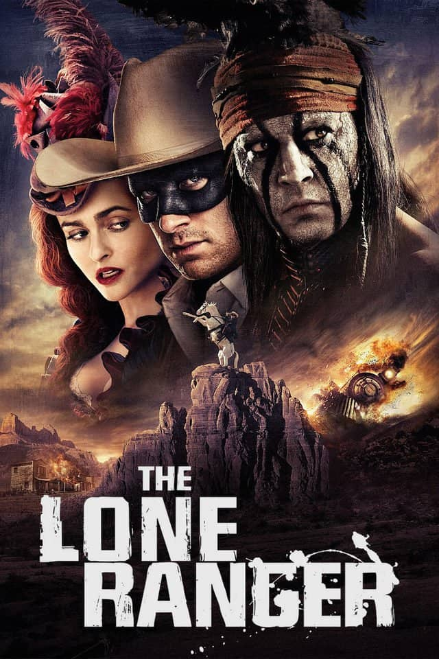 The Lone Ranger, 2013