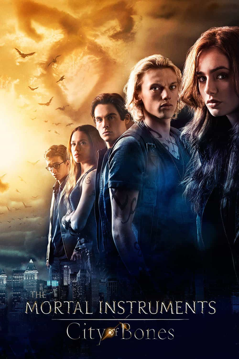 The Mortal Instruments: City of Bones, 2013