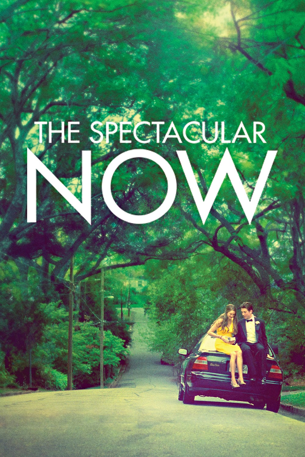The Spectacular Now, 2013