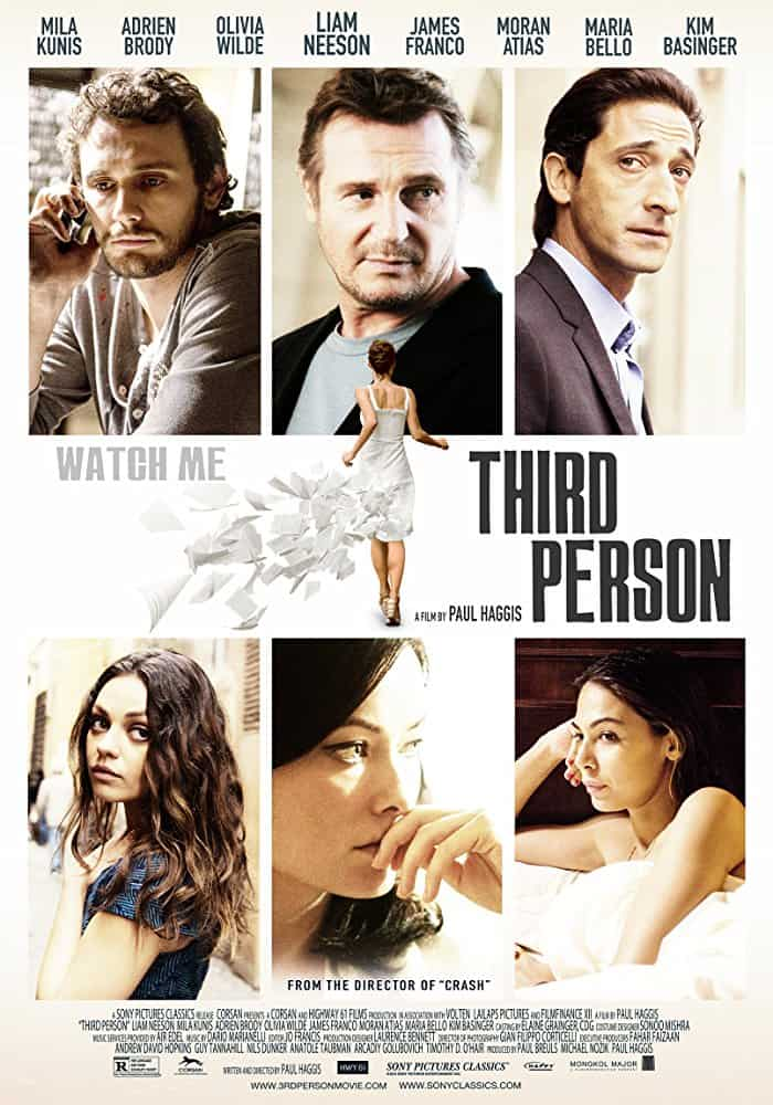 The Third Person, 2013