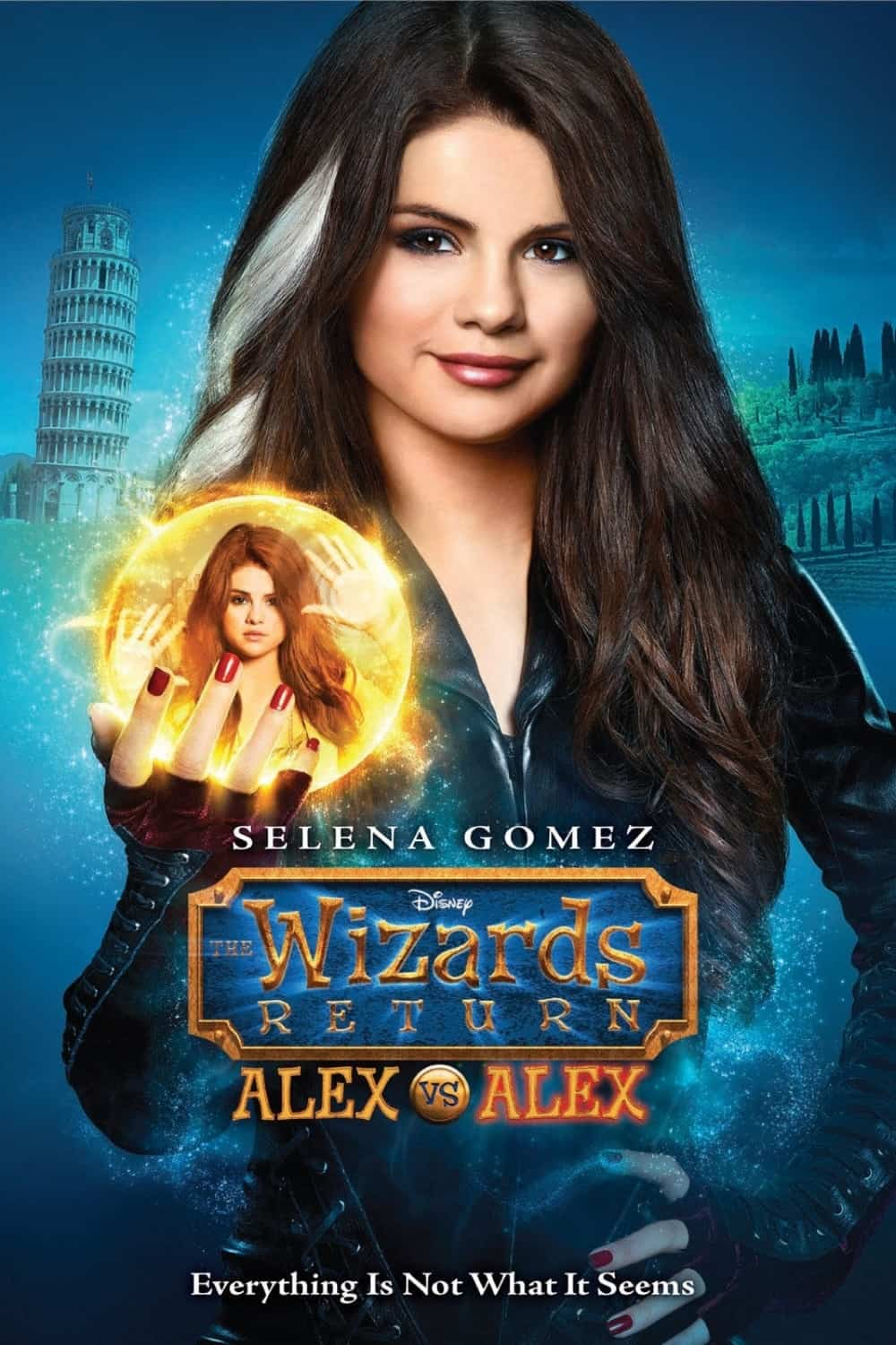 The Wizards Return: Alex vs. Alex, 2013
