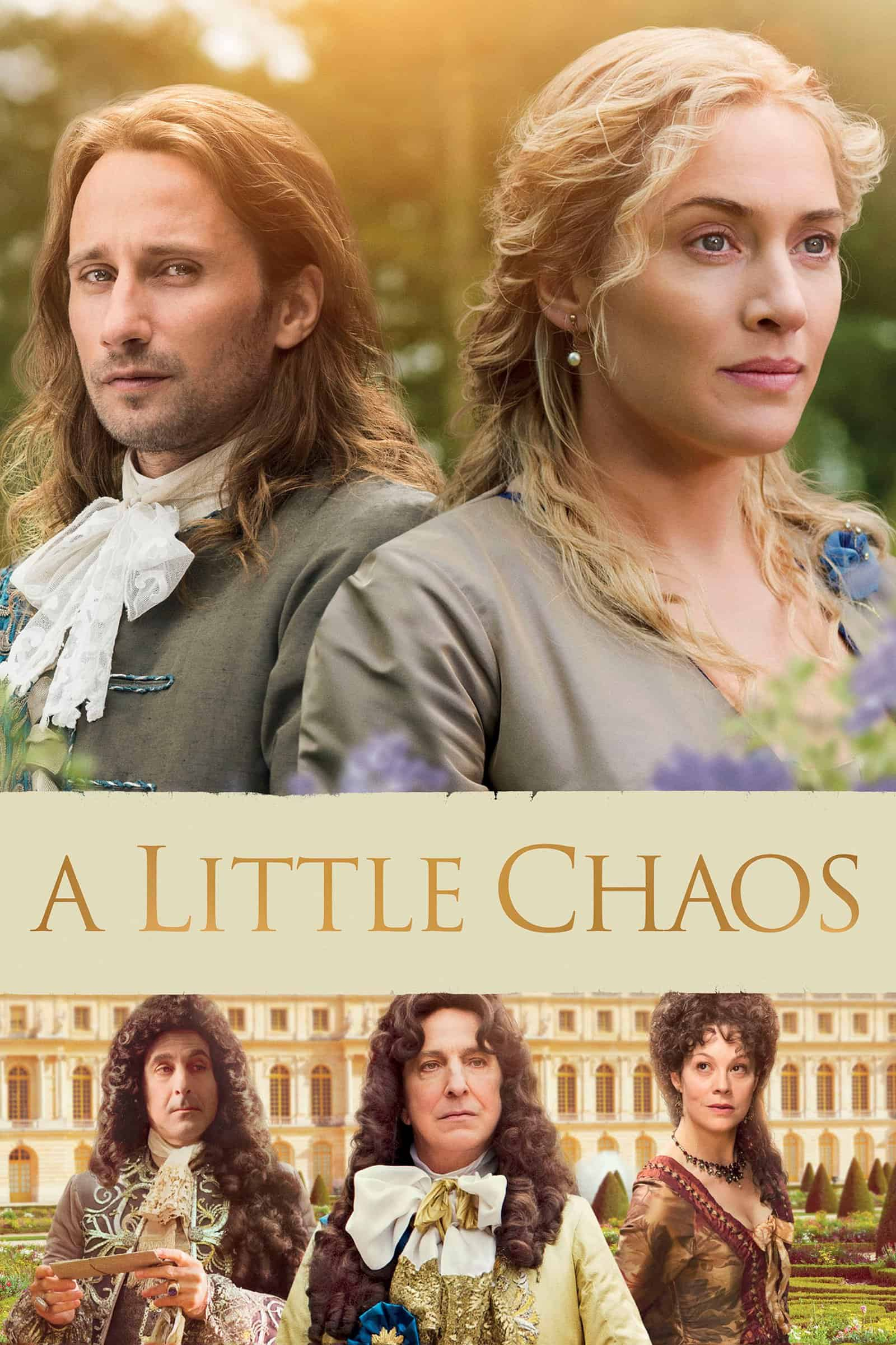 A Little Chaos, 2014