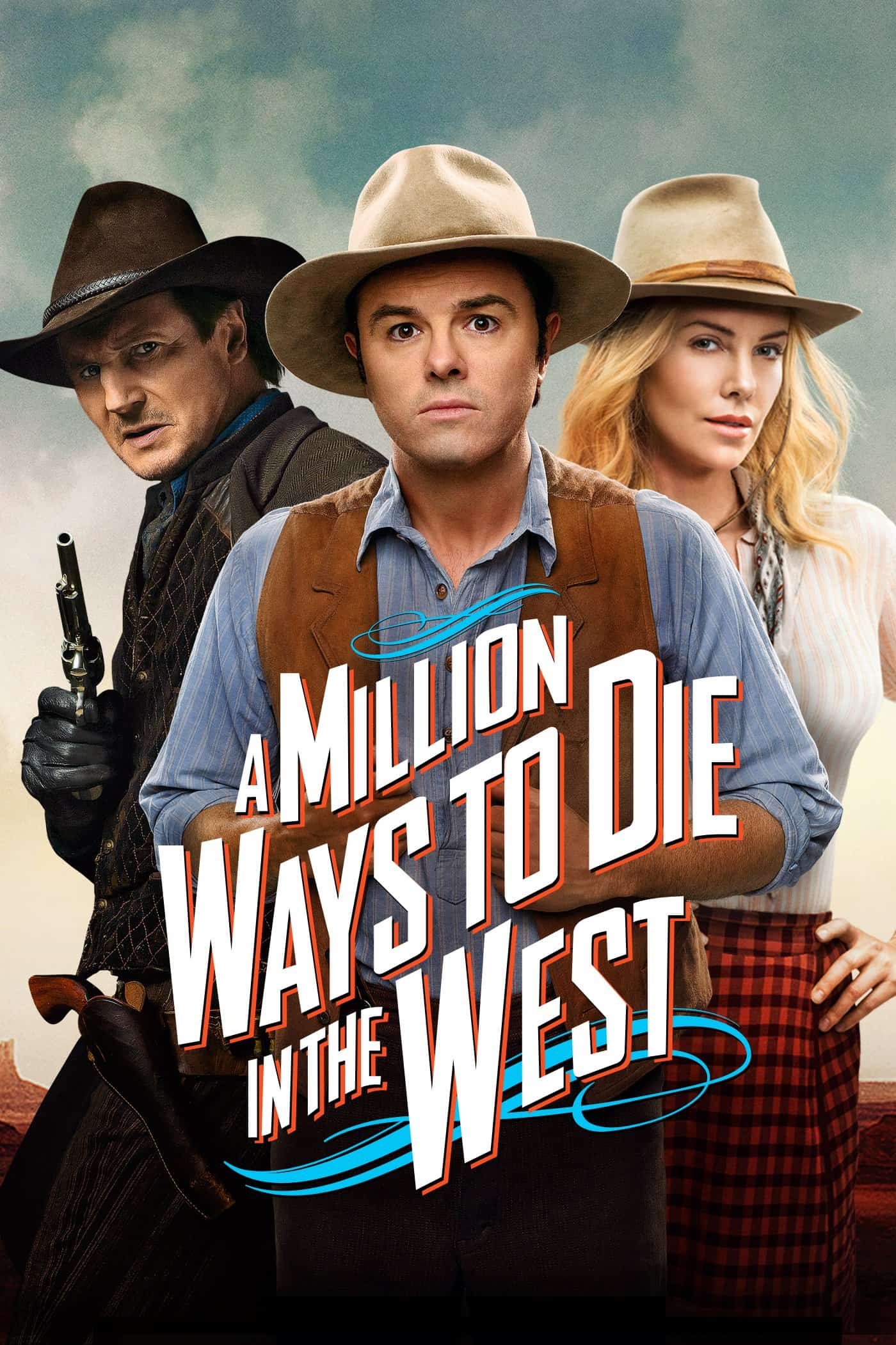 A Million Ways to Die in the West, 2014