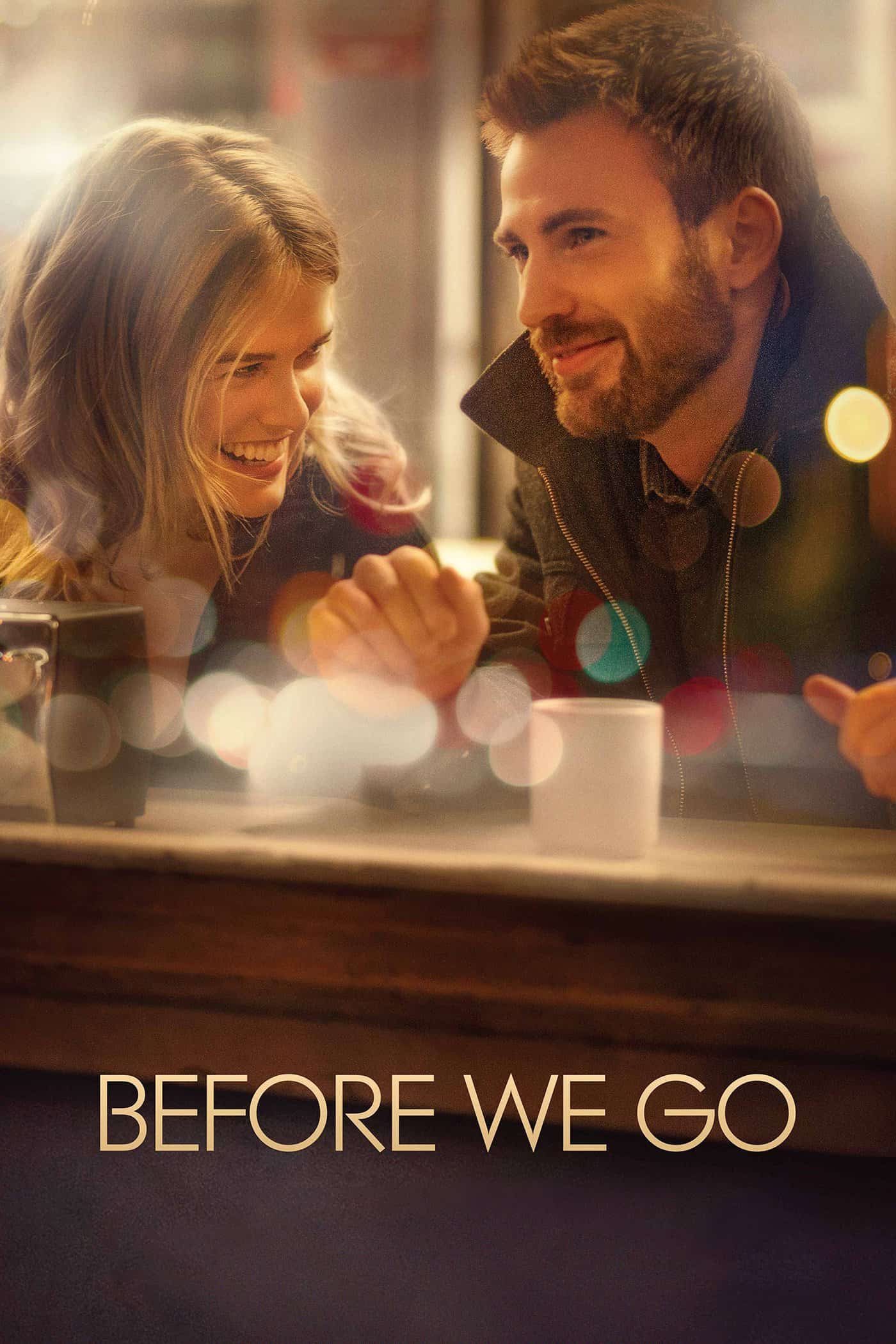 Before We Go, 2014