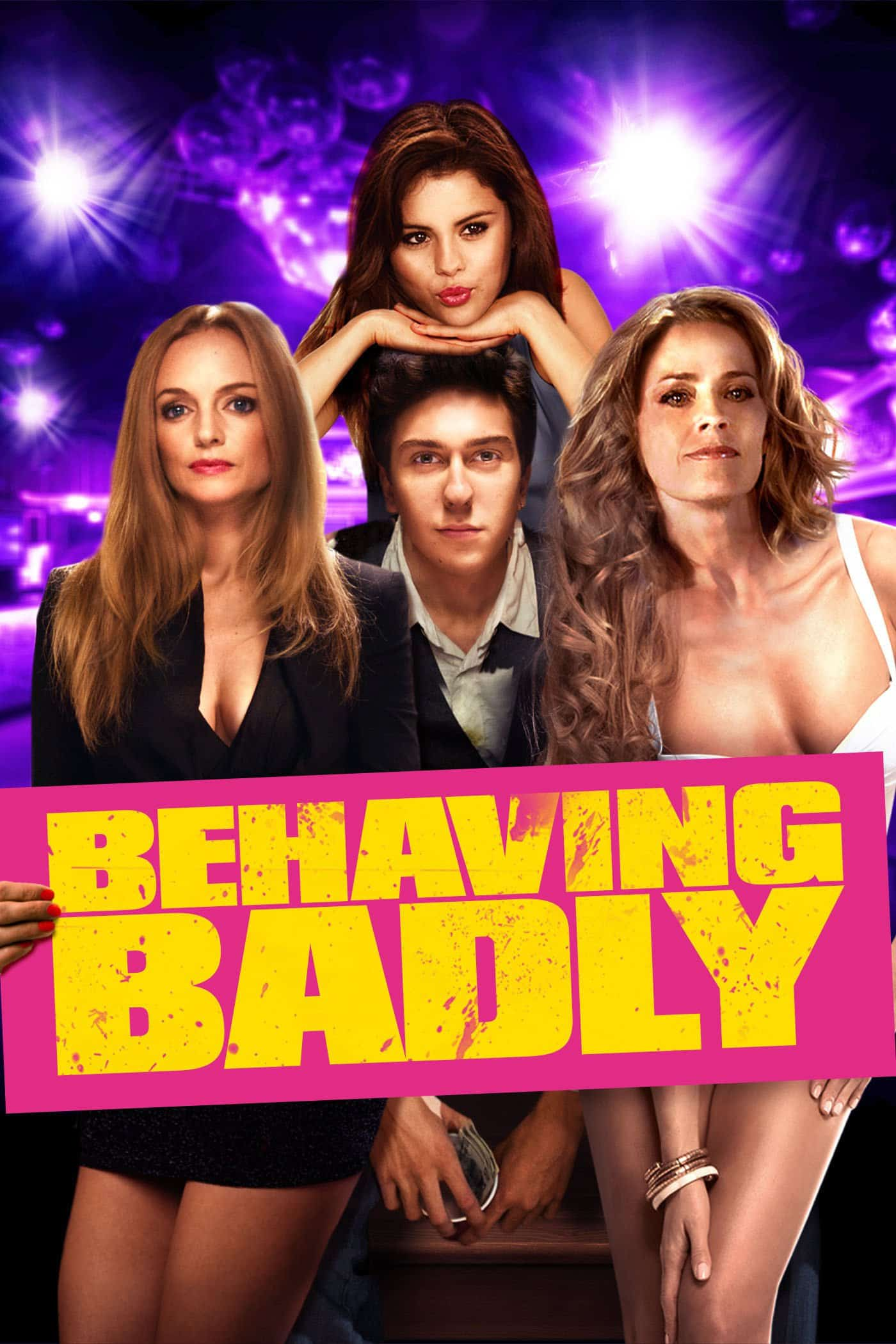 Behaving Badly, 2014