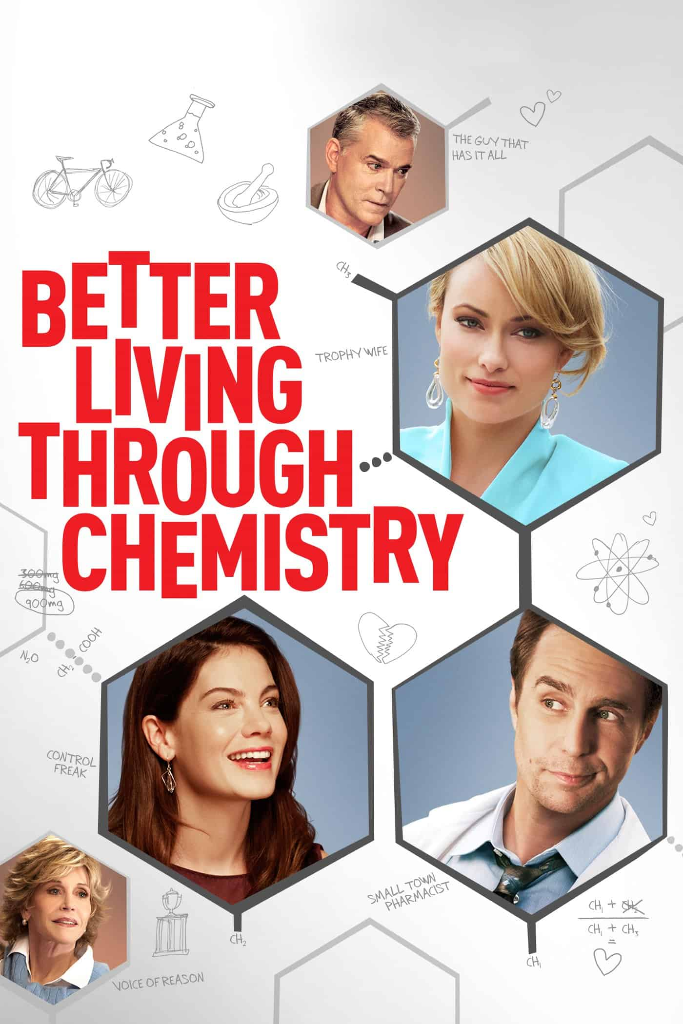 Better Living Through Chemistry, 2014