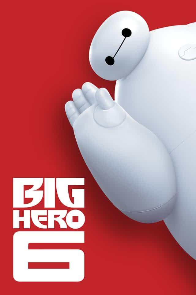 Big Hero 6,2014