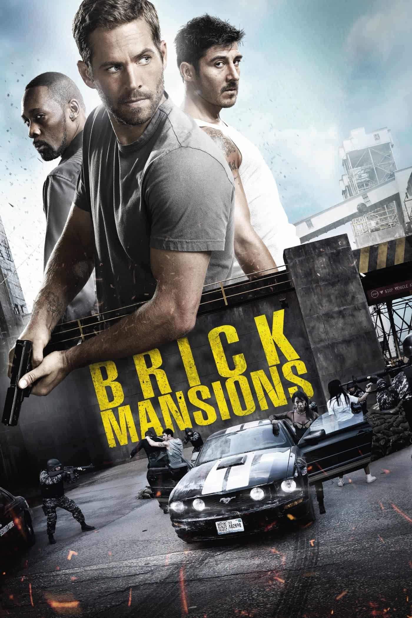 Brick Mansions, 2014
