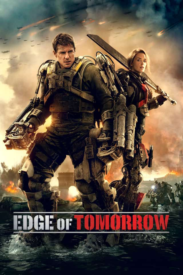 Edge of Tomorrow, 2014