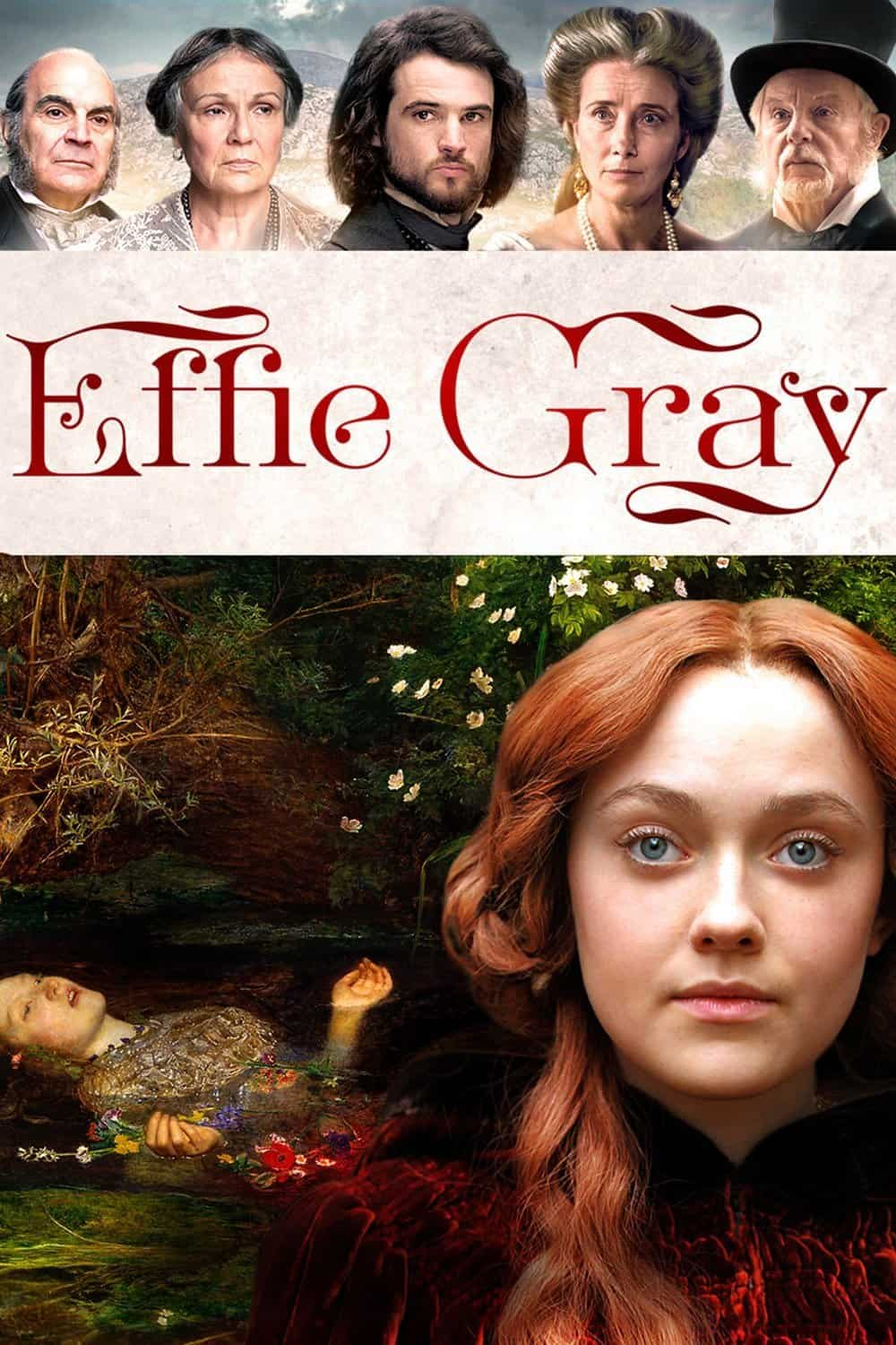 Effie Gray, 2014