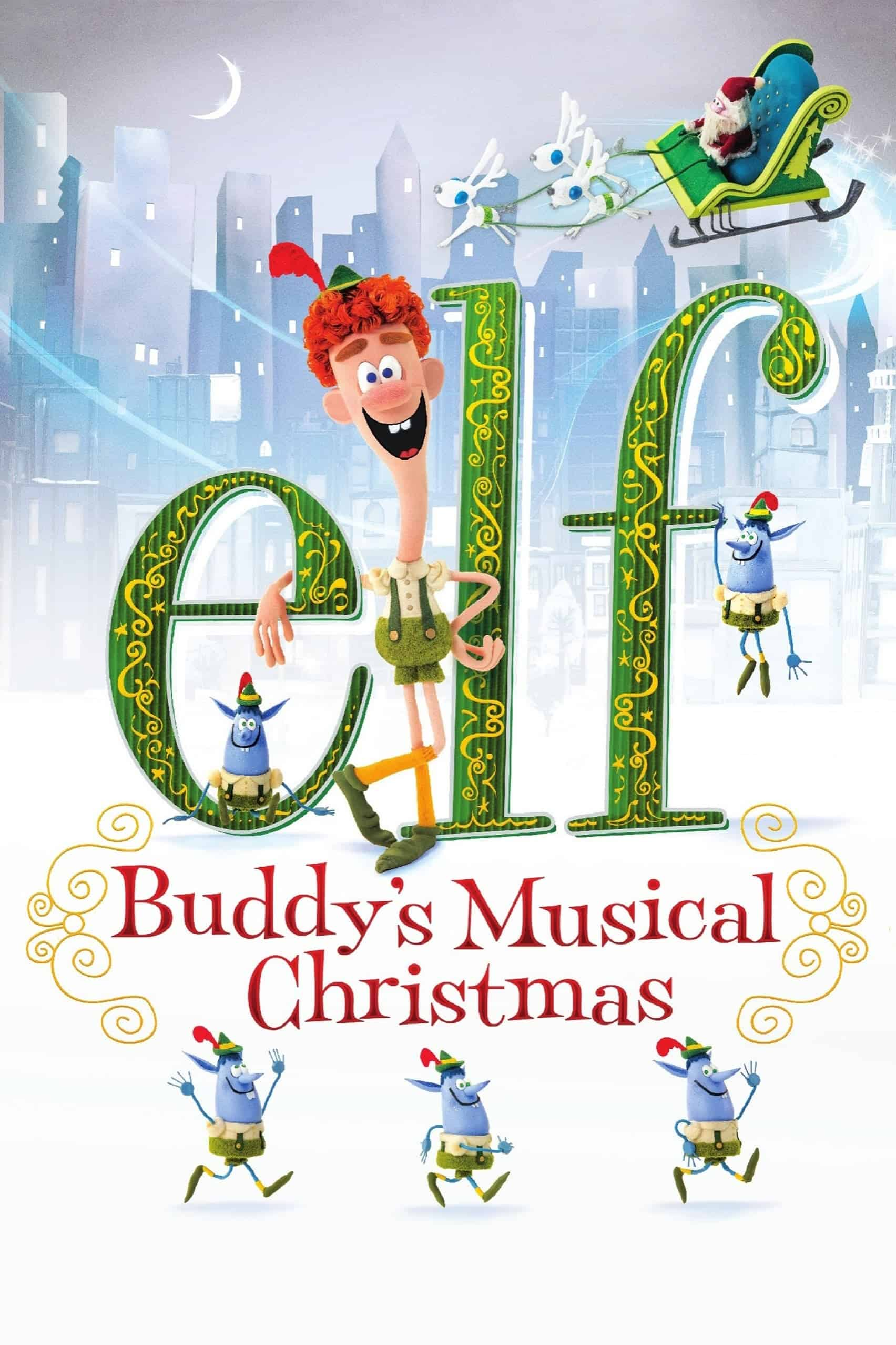 Elf: Buddy's Musical Christmas, 2014