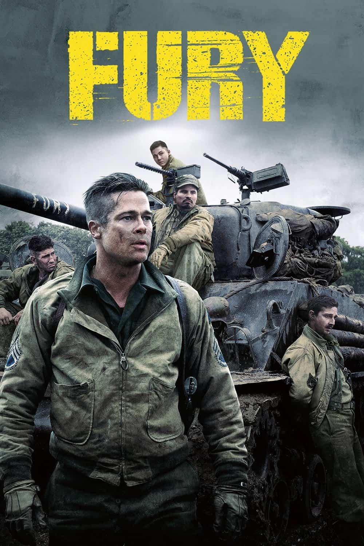 Fury, 2014