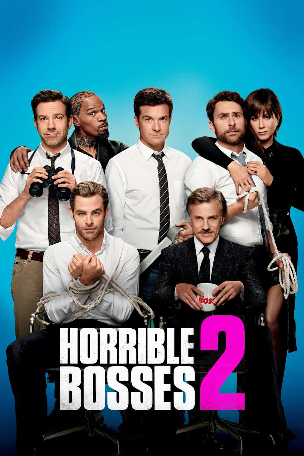 Horrible Bosses 2, 2014