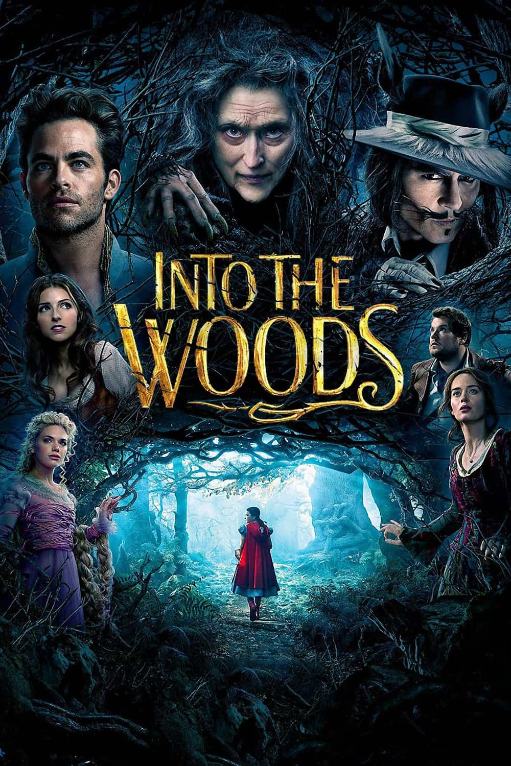 Into the Woods, 2014