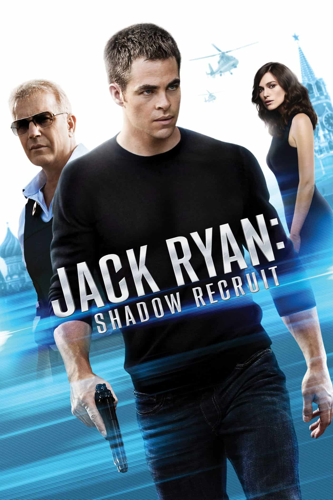 Jack Ryan: Shadow Recruit, 2014