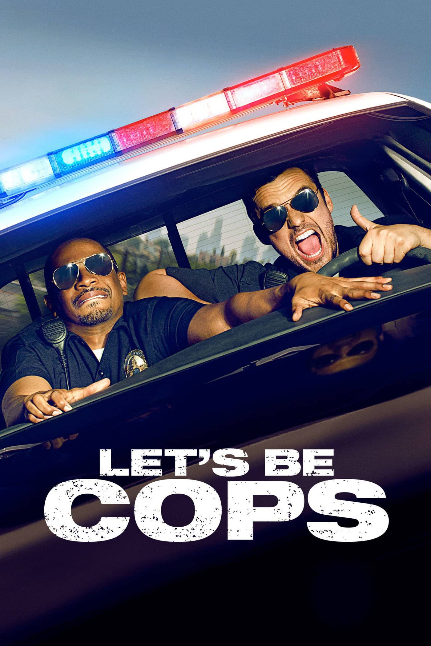 Let's Be Cops, 2014