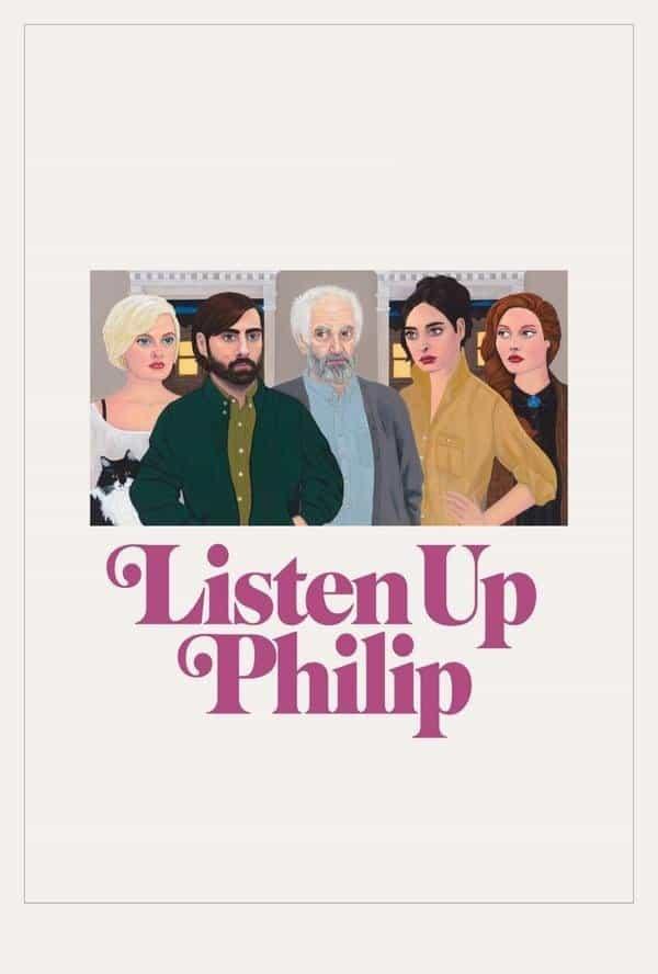 Listen Up Philip, 2014