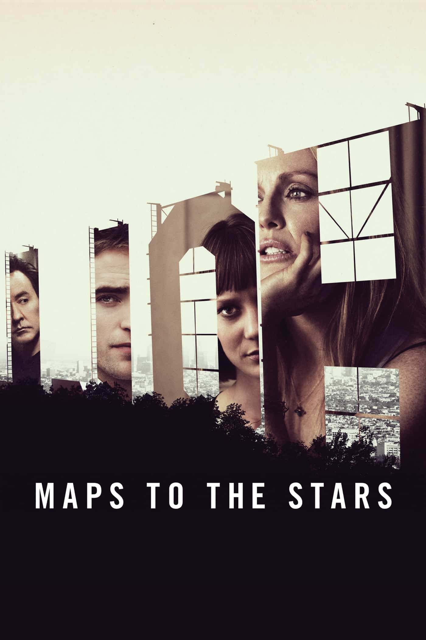 Maps to the Stars, 2014