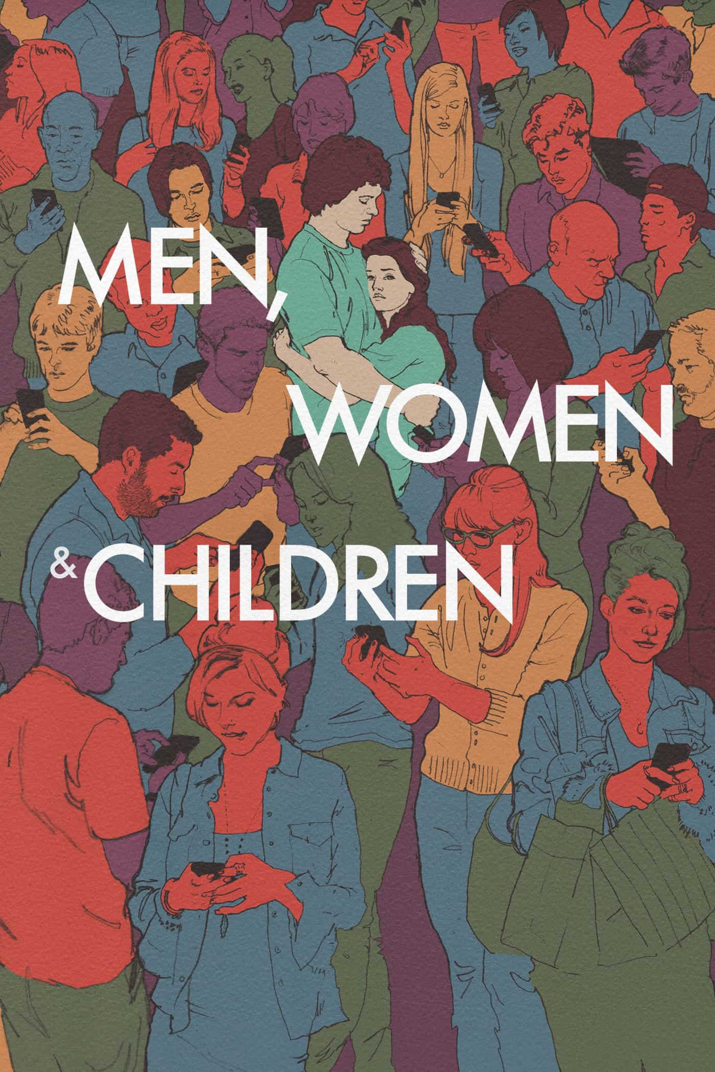 Men, Women and Children, 2014
