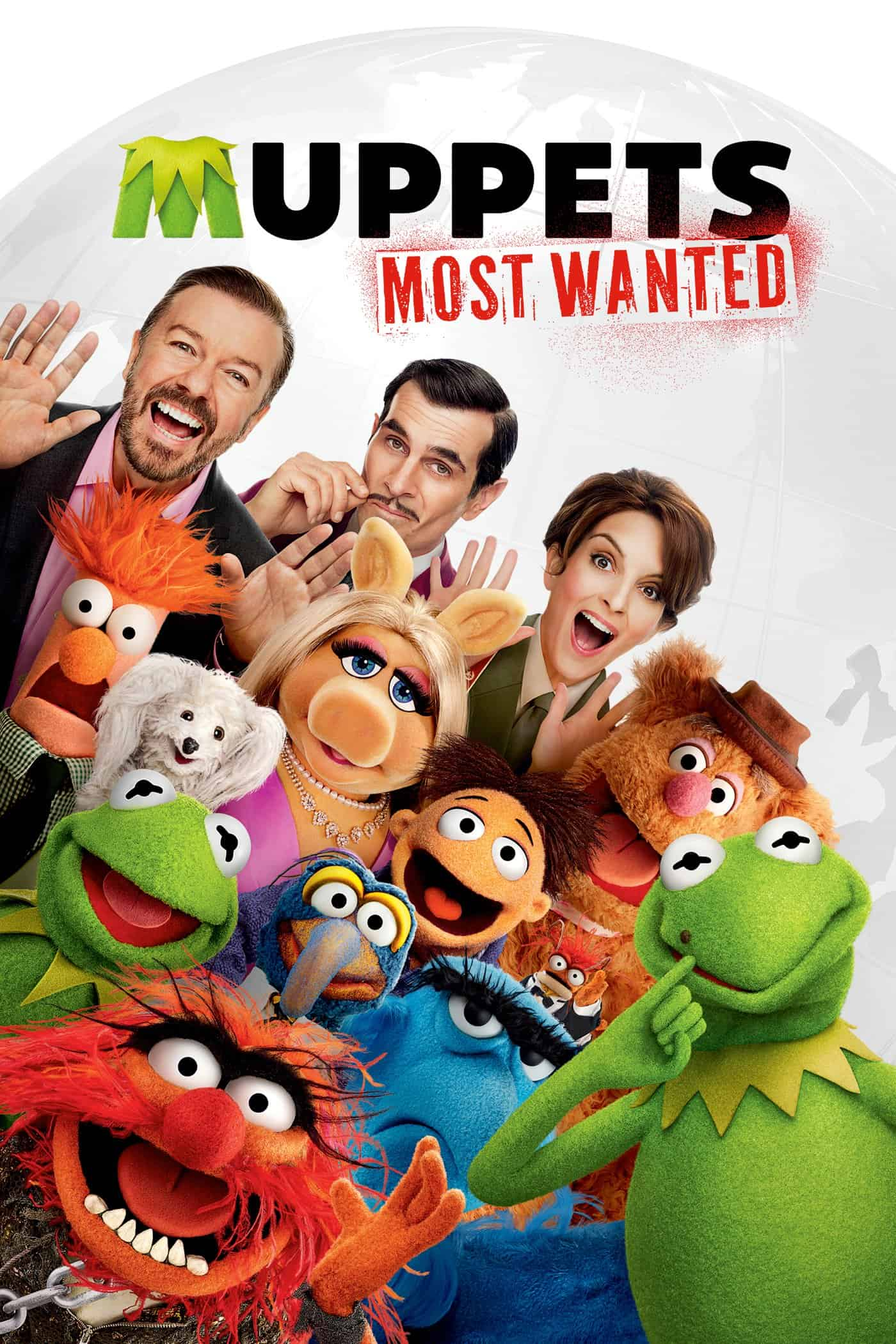 Muppets Most Wanted, 2014