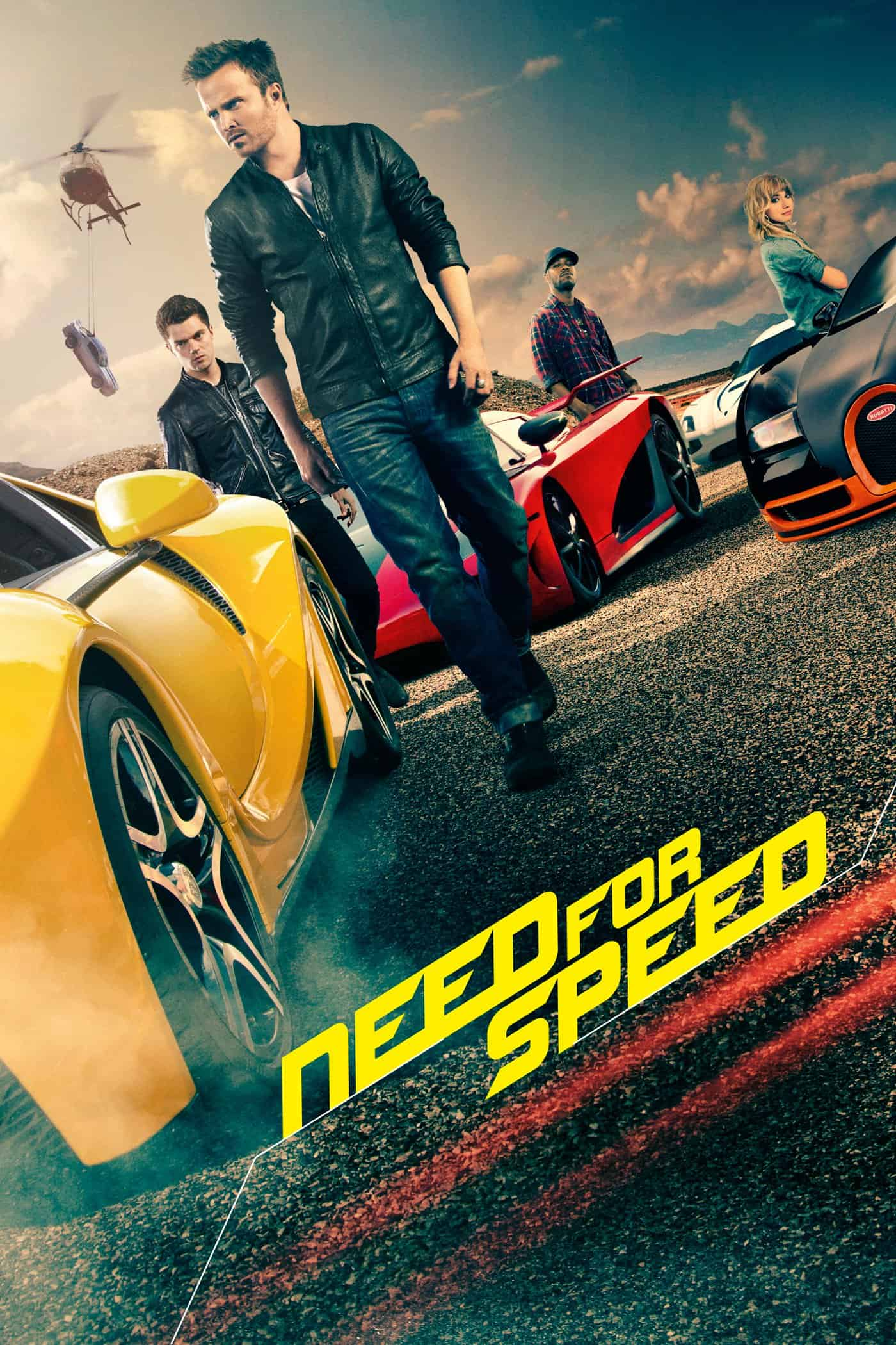 Need for Speed, 2014