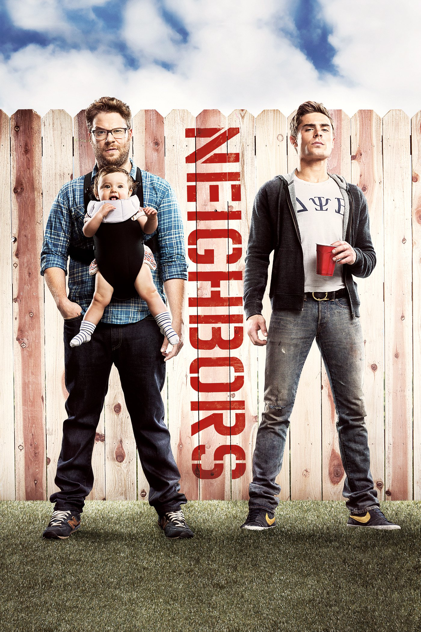 Neighbors, 2014