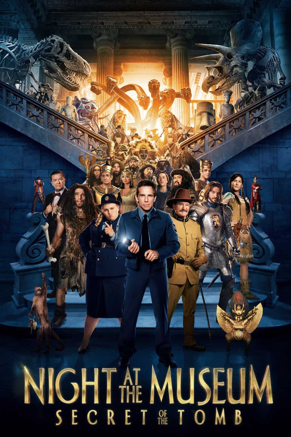 Night at the Museum: Secret of the Tomb, 2014