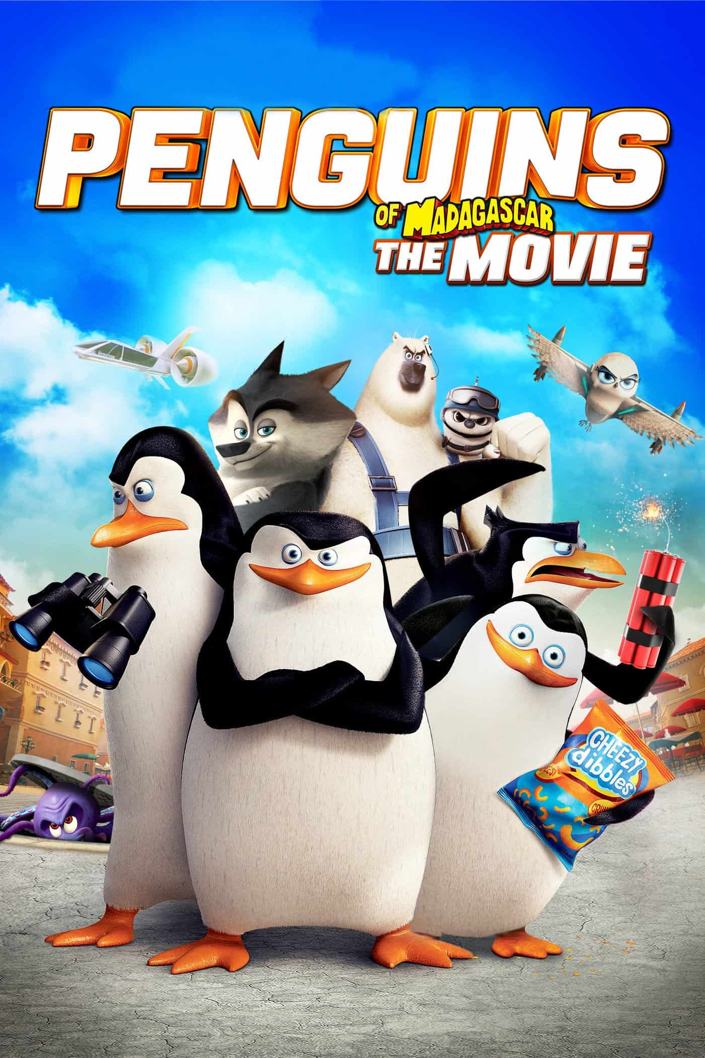 Penguins of Madagascar, 2014