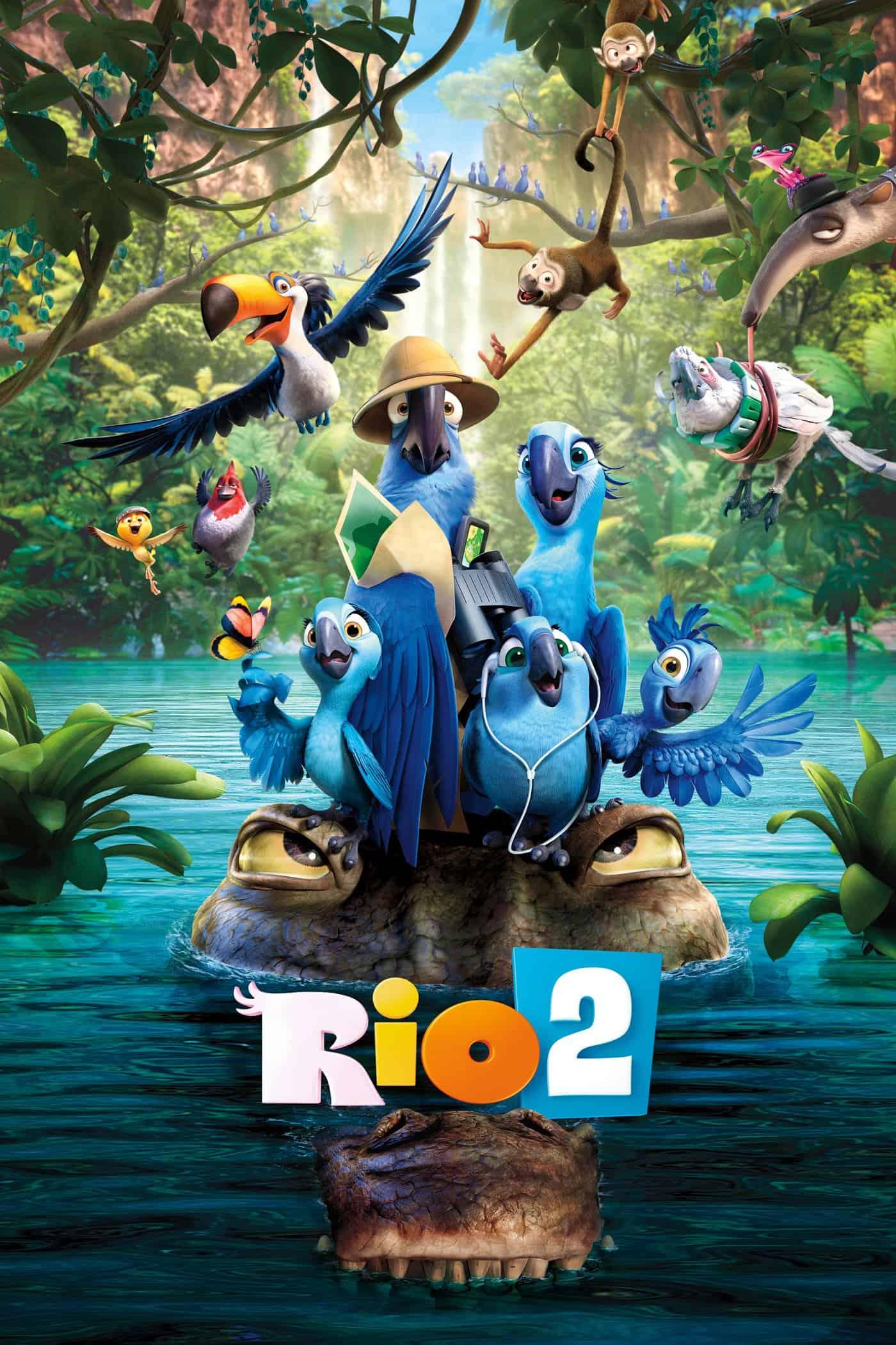 Rio 2, 2014