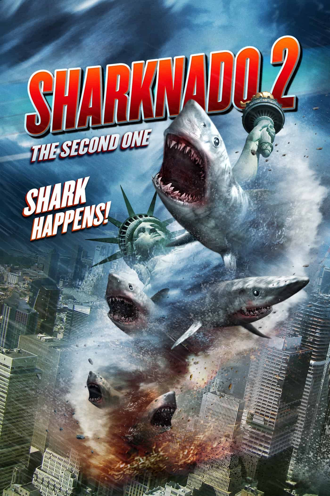 Sharknado 2: The Second One, 2014