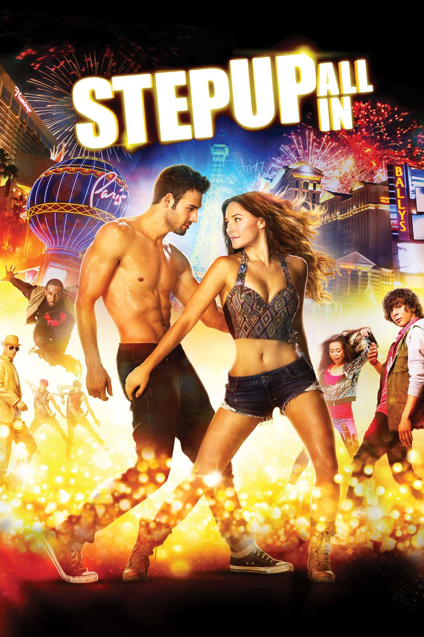Step Up: All In, 2014