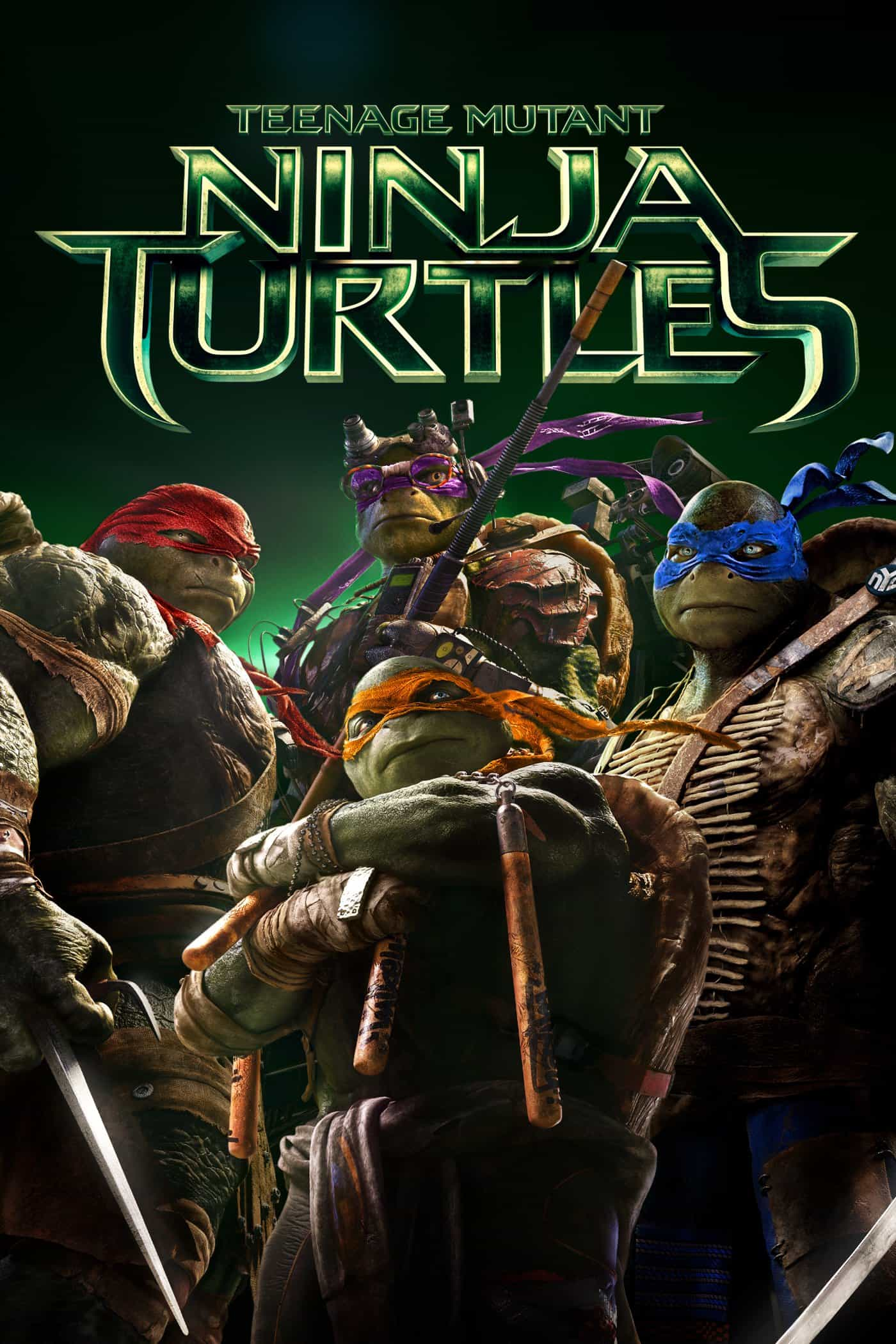 Teenage Mutant Ninja Turtles, 2014