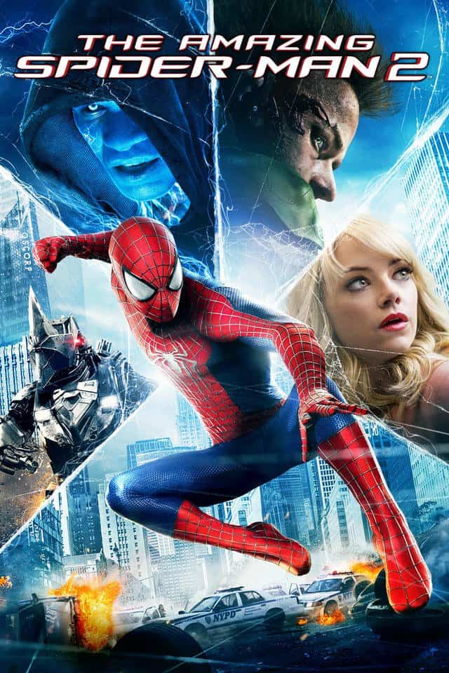 The Amazing Spider-Man 2, 2014