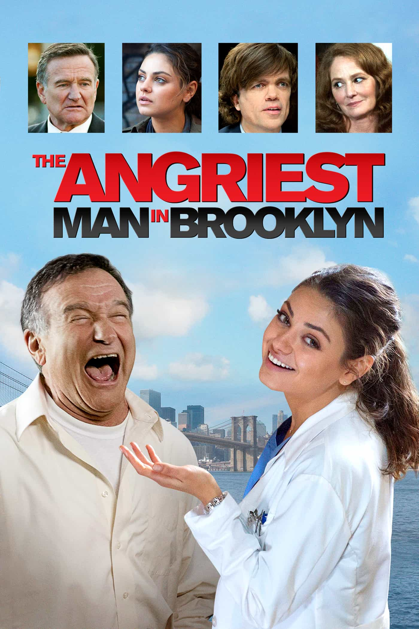 The Angriest Man in Brooklyn, 2014