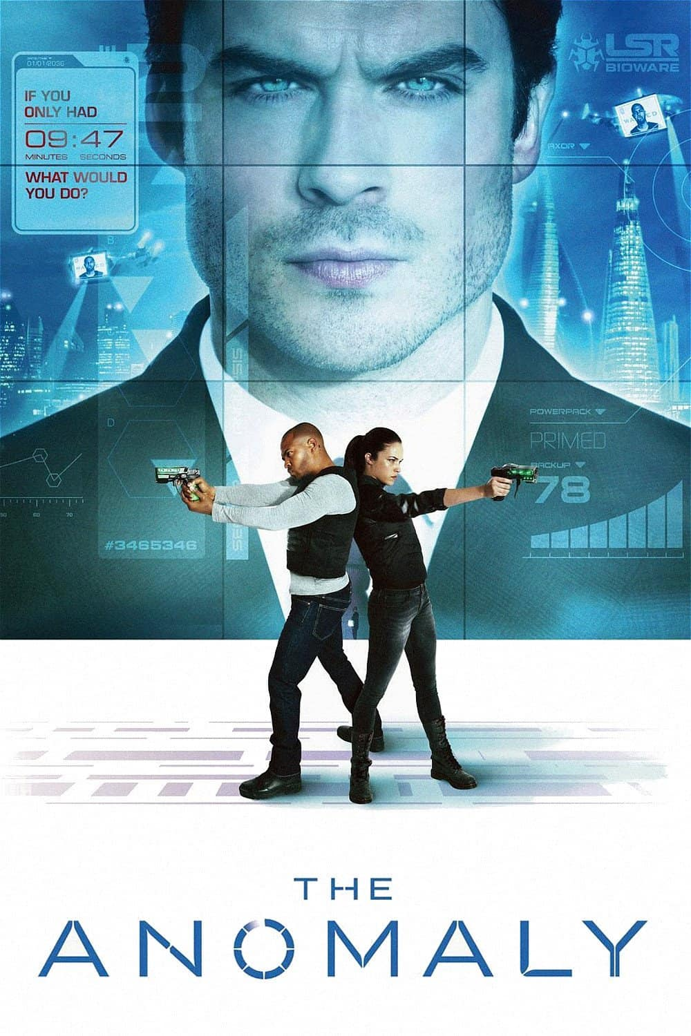 The Anomaly, 2014