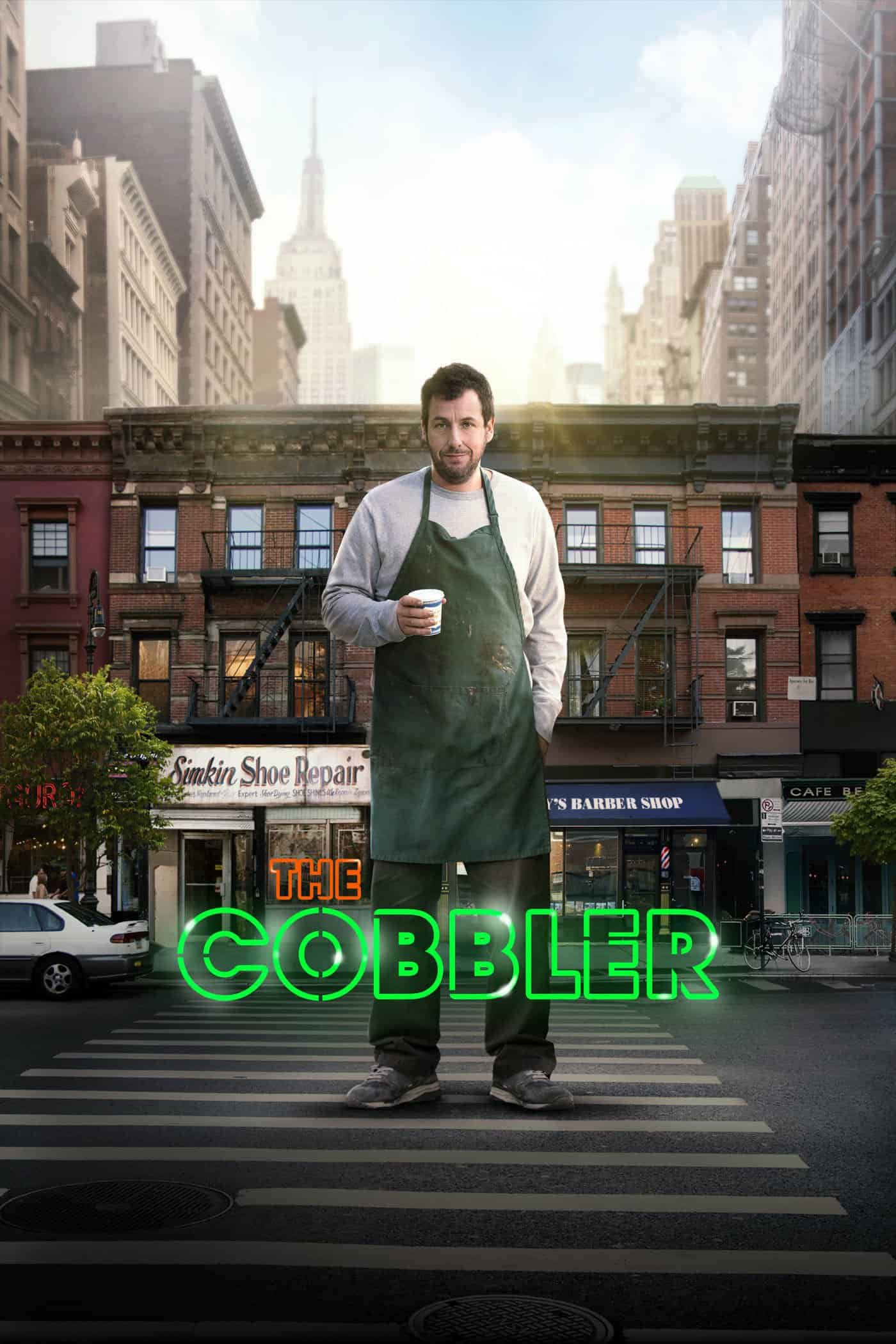 The Cobbler, 2014