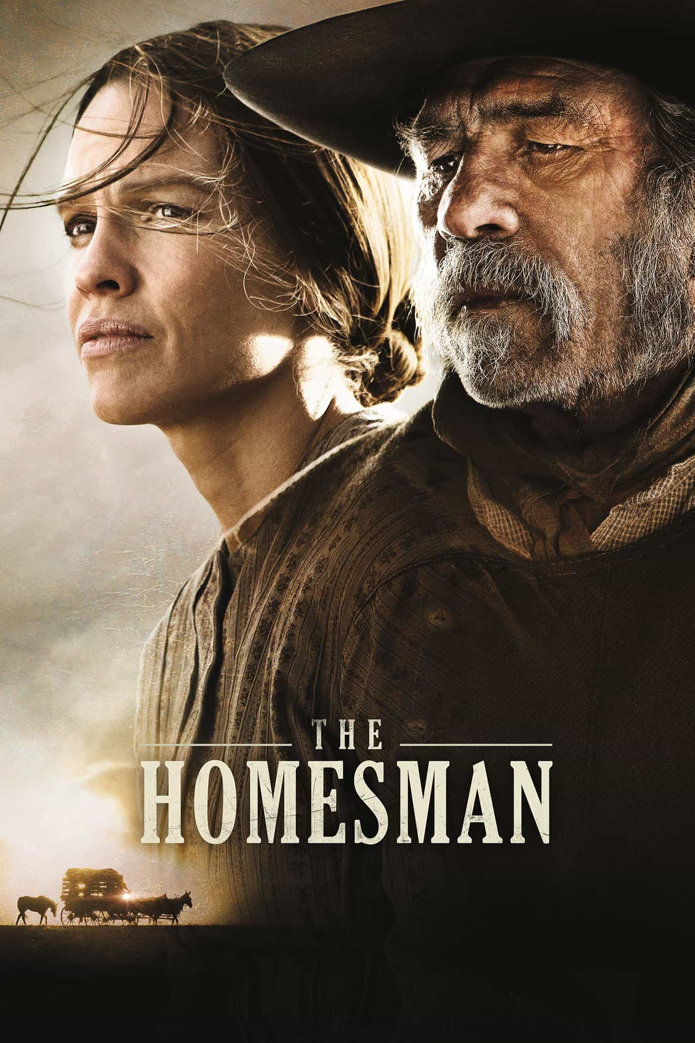 The Homesman, 2014