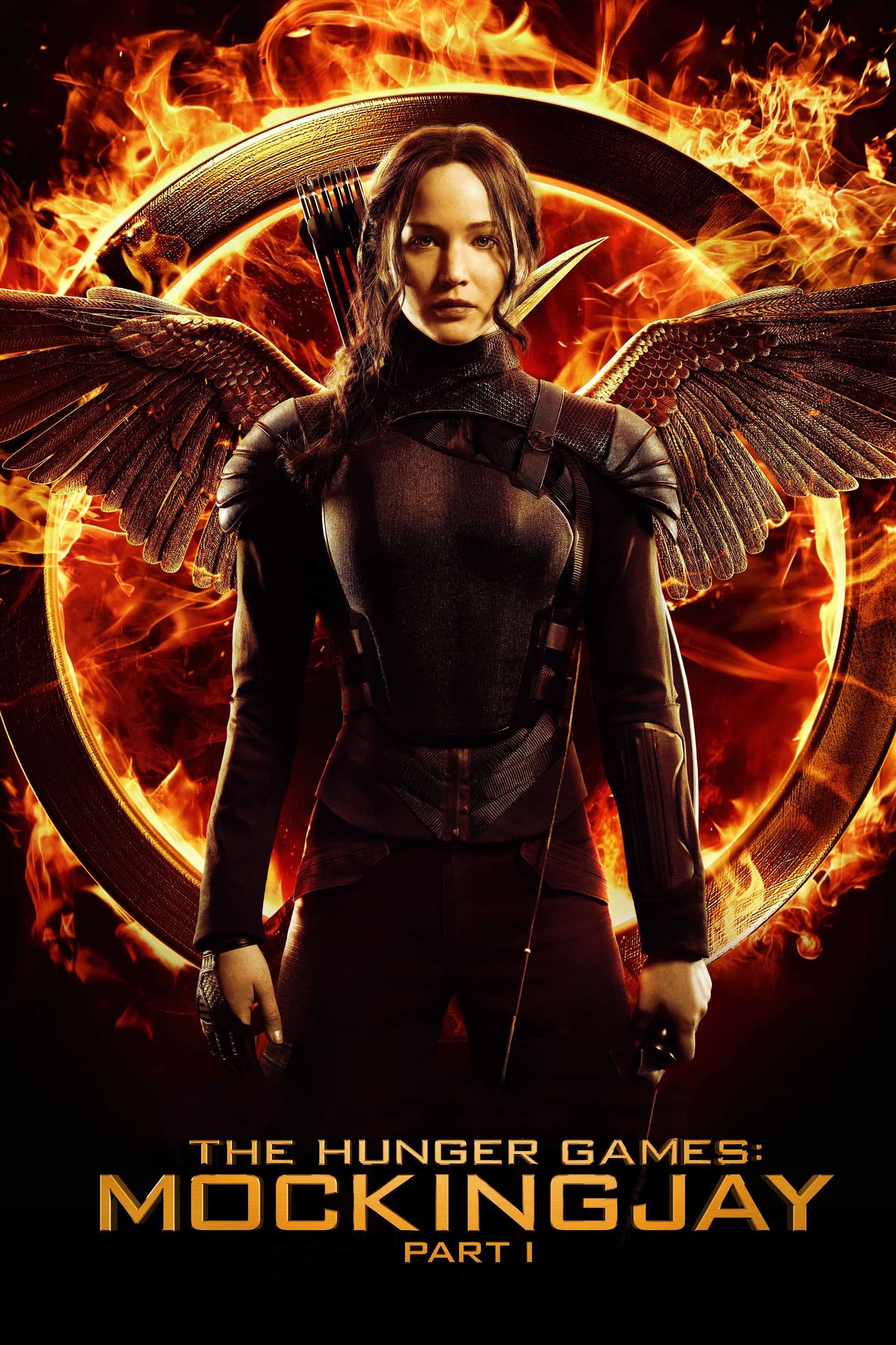 The Hunger Games: Mockingjay – Part 1, 2014