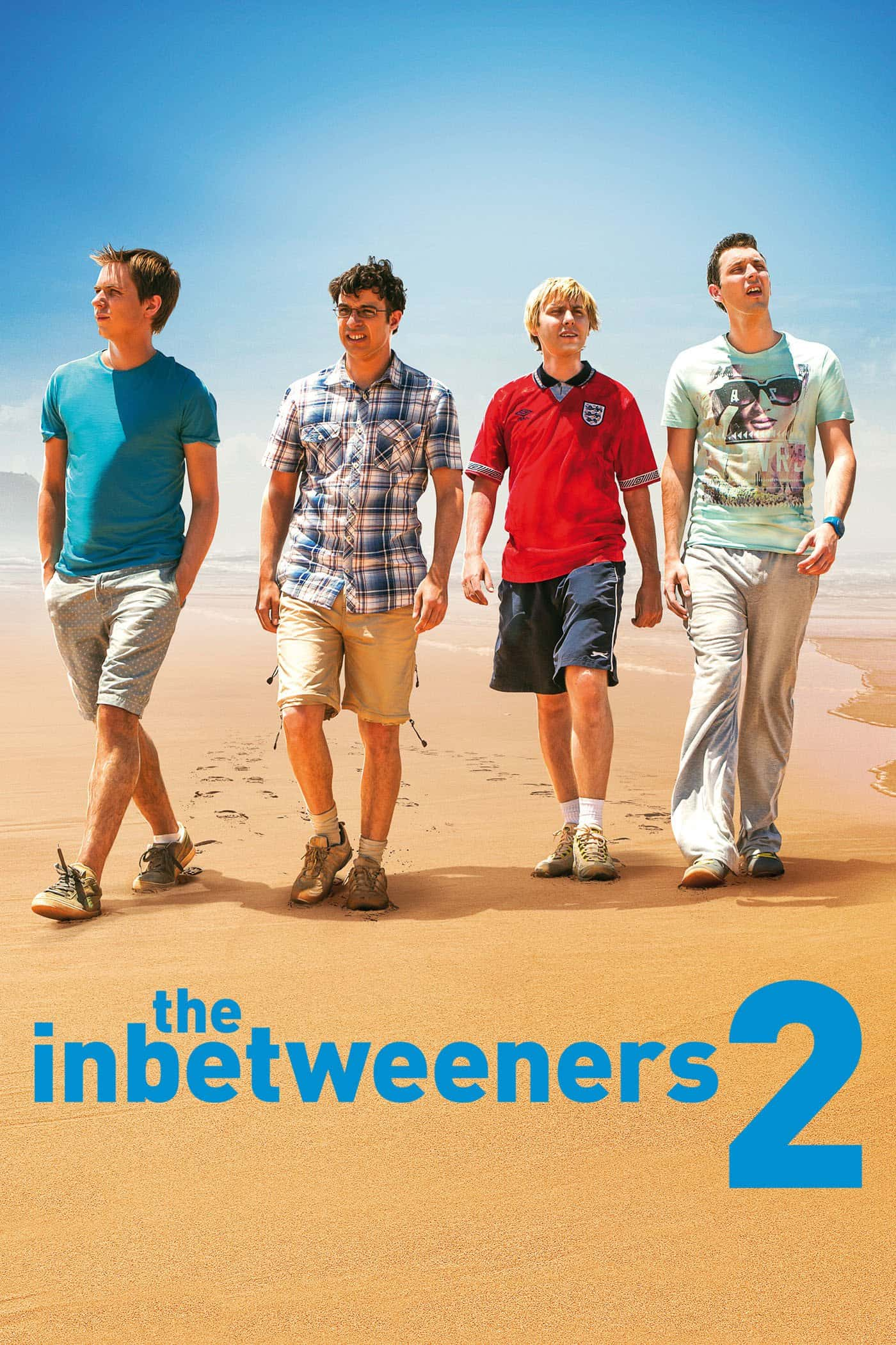 The Inbetweeners 2, 2014
