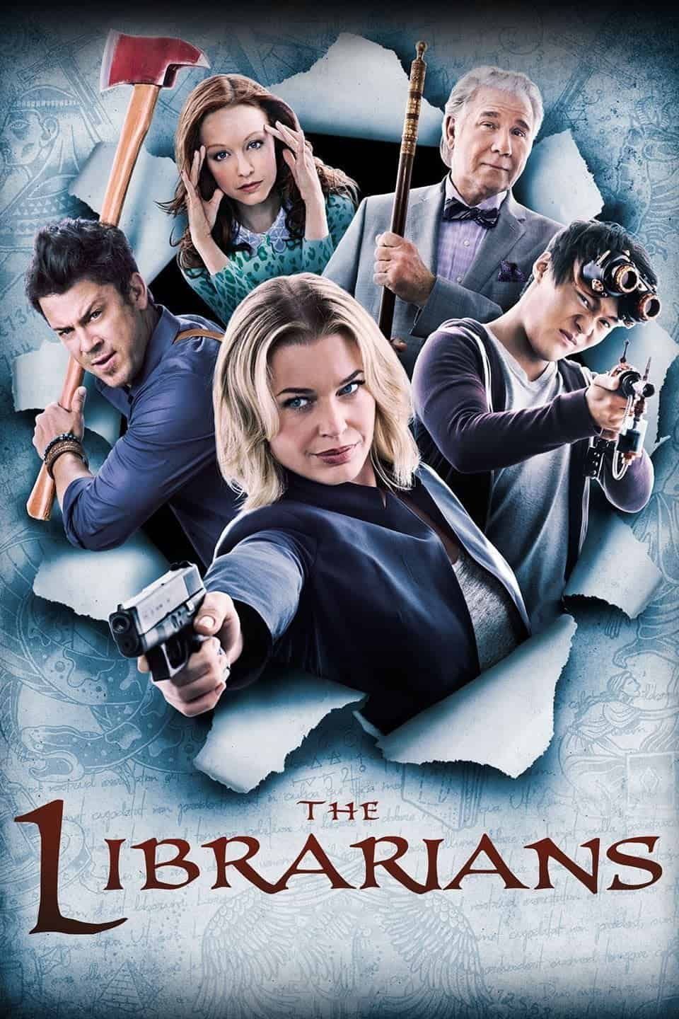 The Librarians, 2014