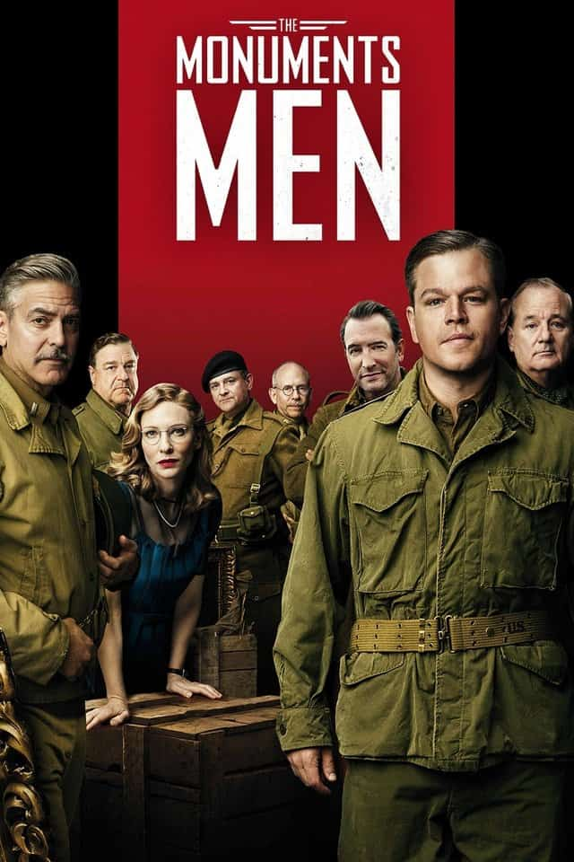 The Monuments Men, 2014