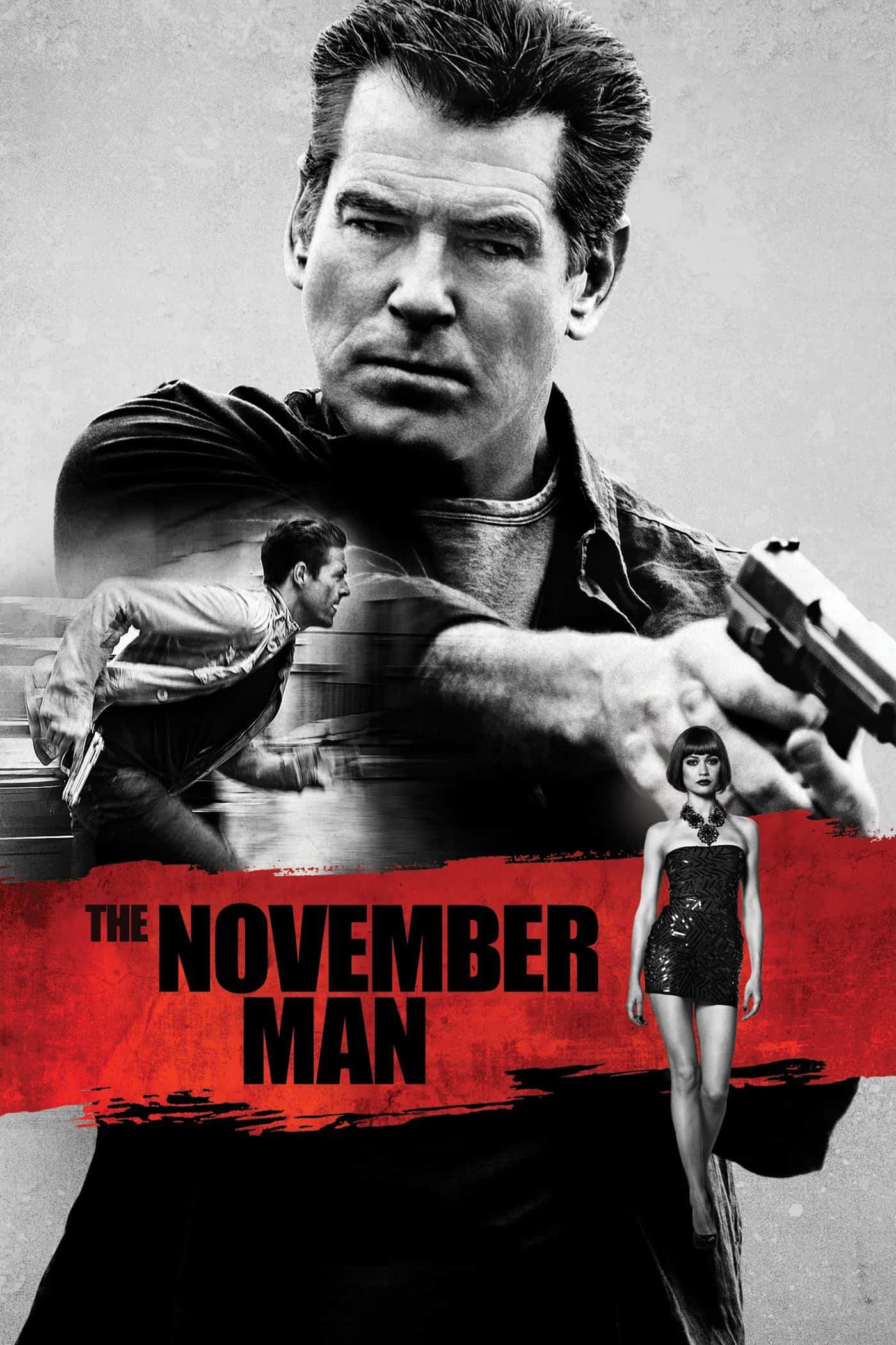 The November Man, 2014
