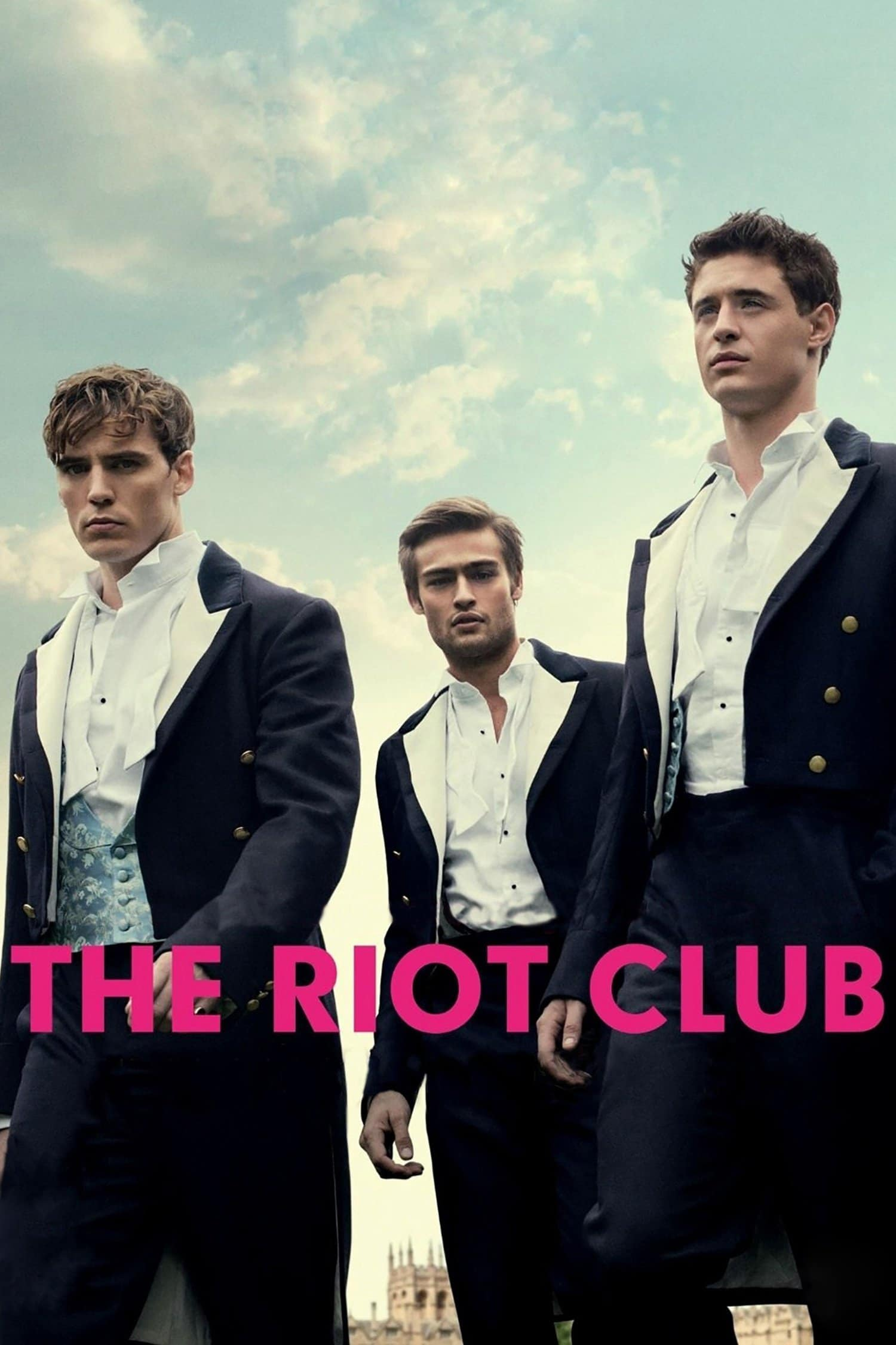 The Riot Club, 2014