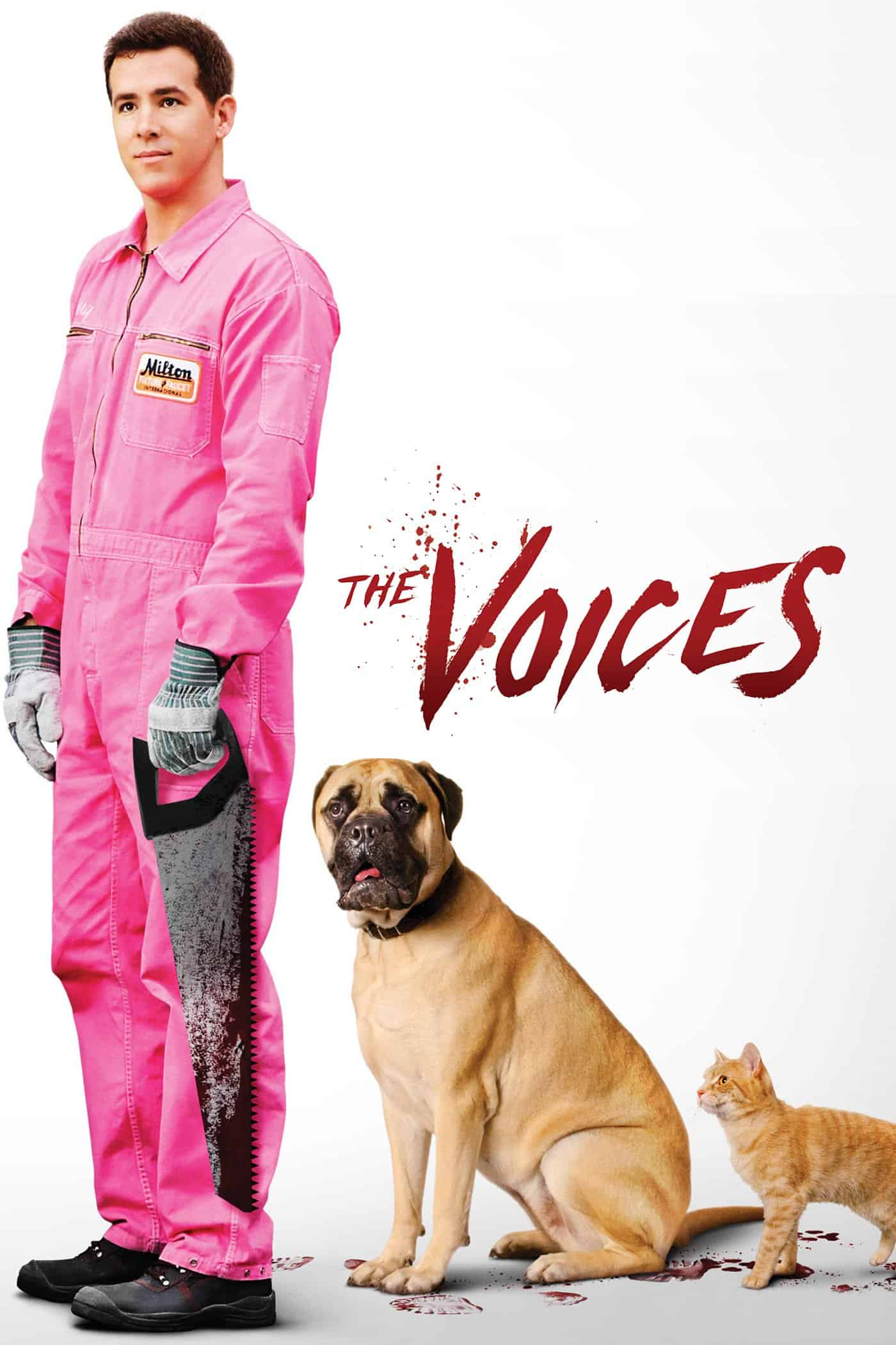 The Voices, 2014