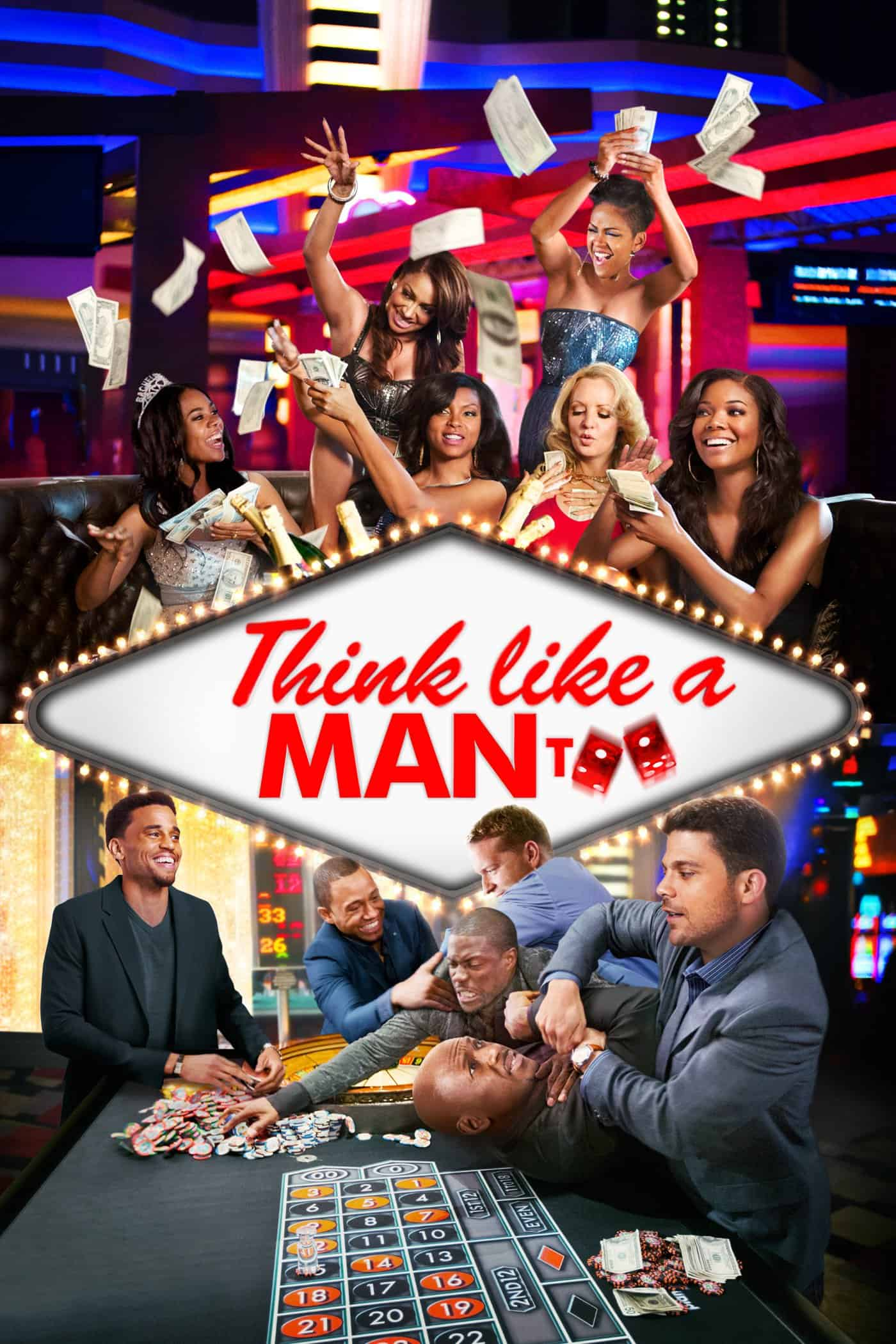 Think Like a Man Too, 2014
